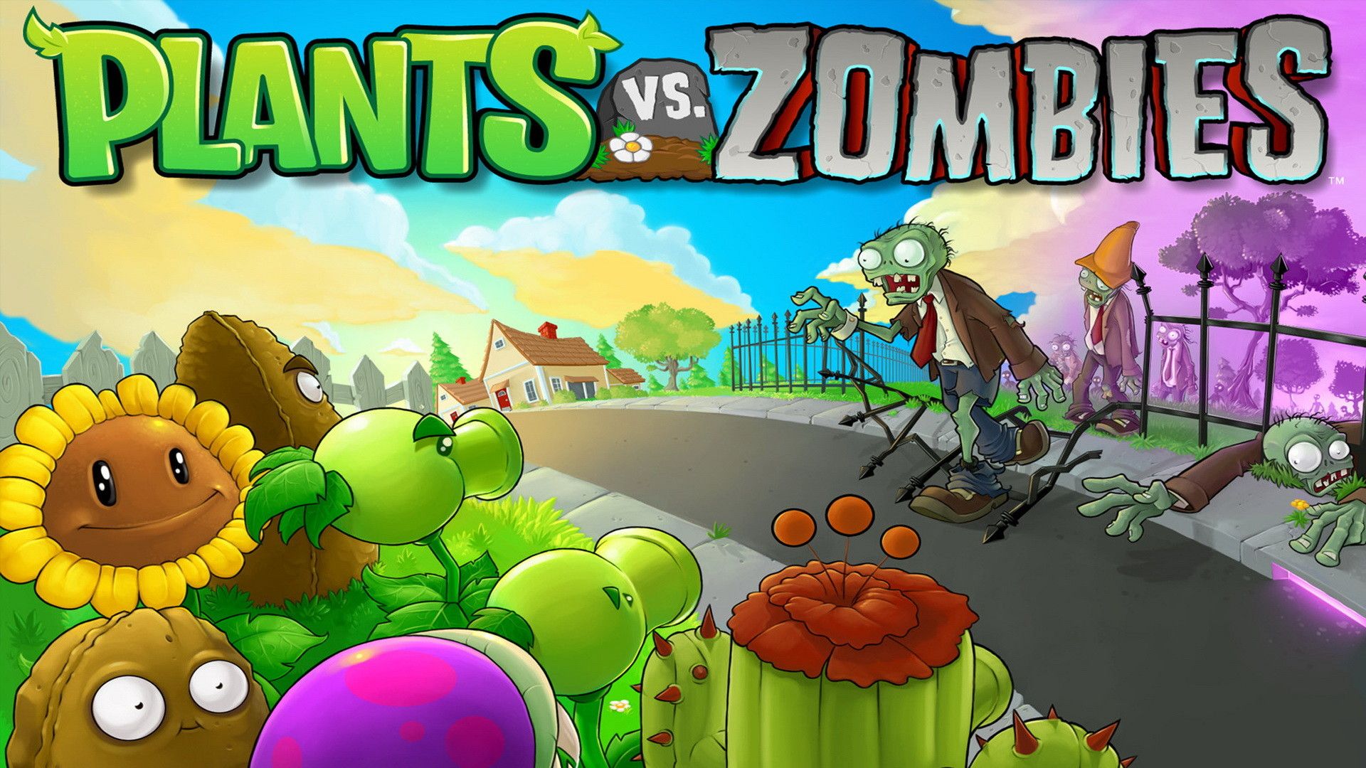Plants Vs Zombies Wallpapers HD Backgrounds, Images, Pics, Photos .