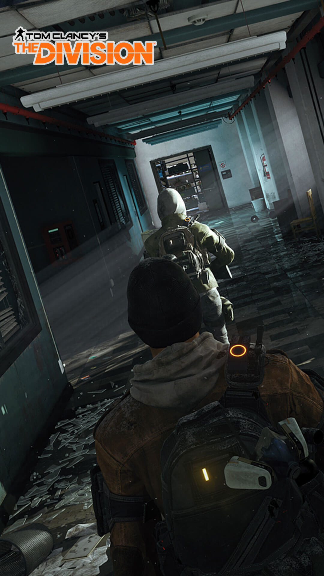 The Division Wallpaper For iOS 8 HD