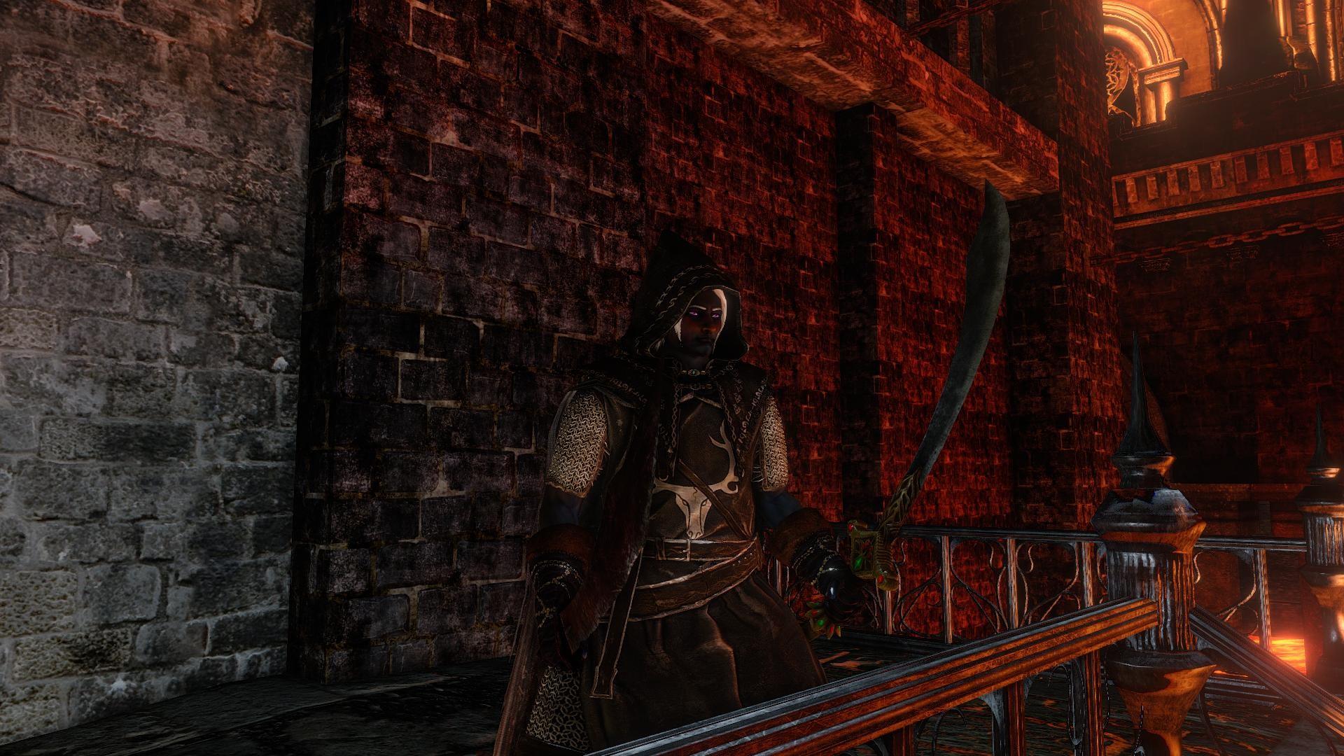 Drizzt Do'Urden, Dark Souls 2: