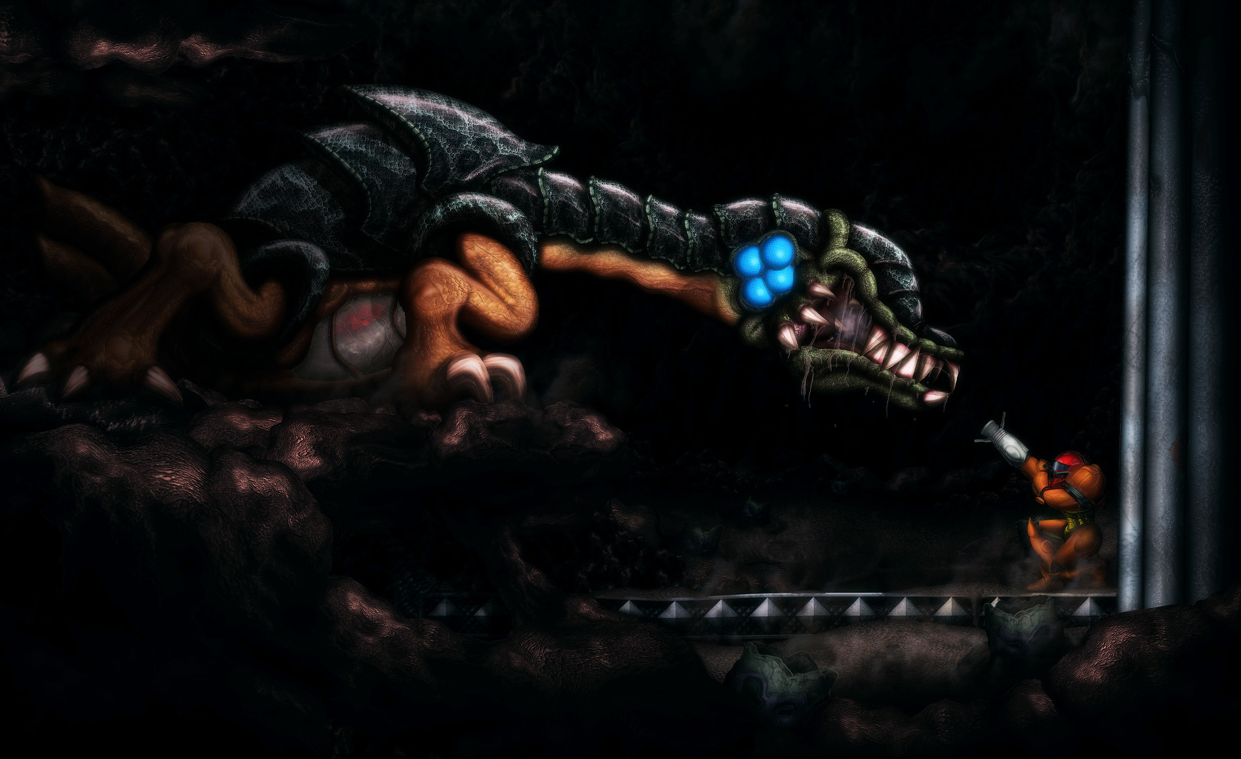 Video Game – Metroid Wallpaper