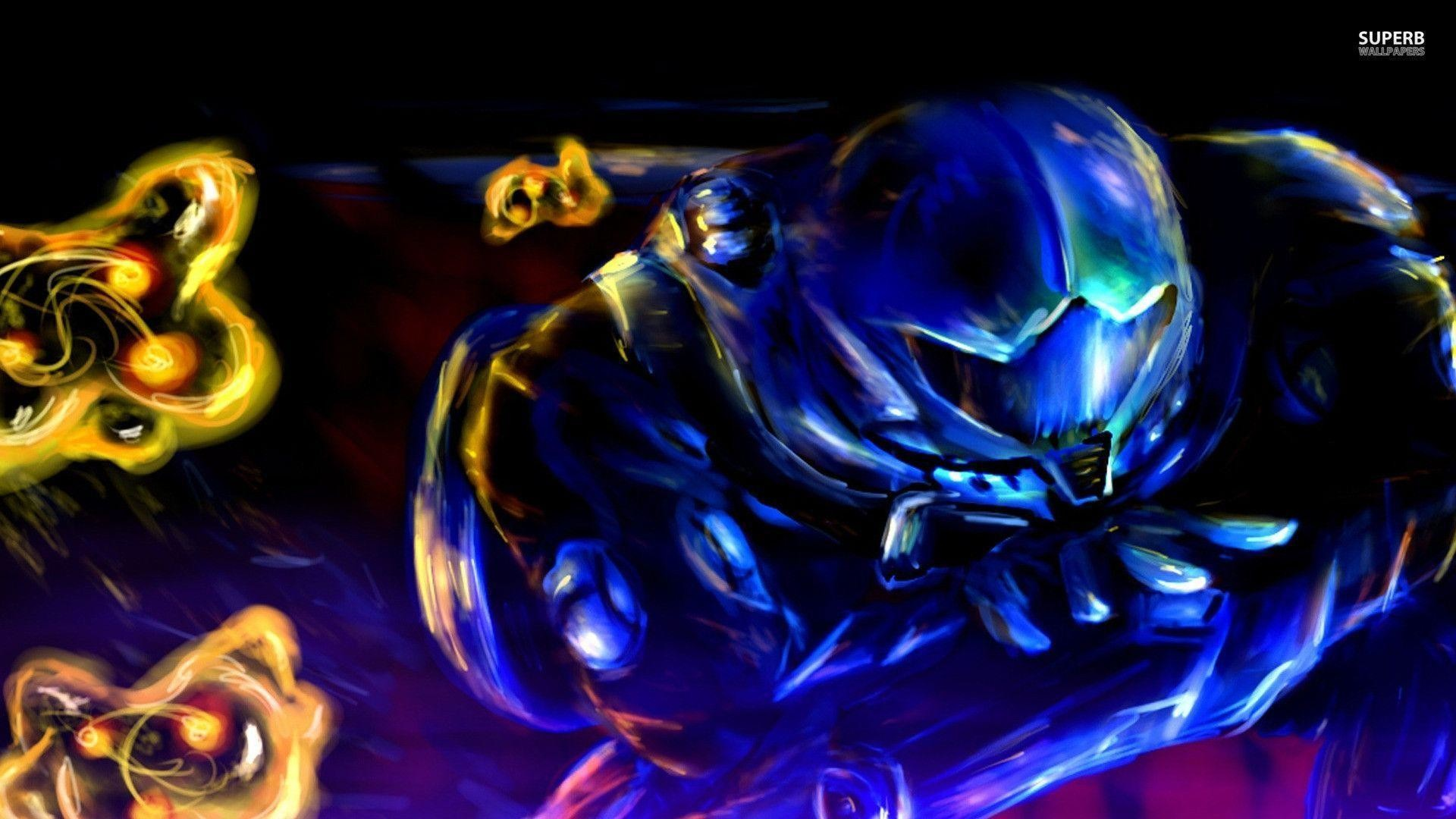 Metroid Fusion wallpaper – Game wallpapers – #