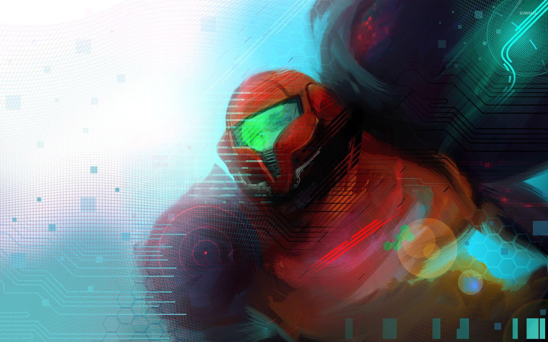 Samus Aran – Metroid [5] wallpaper