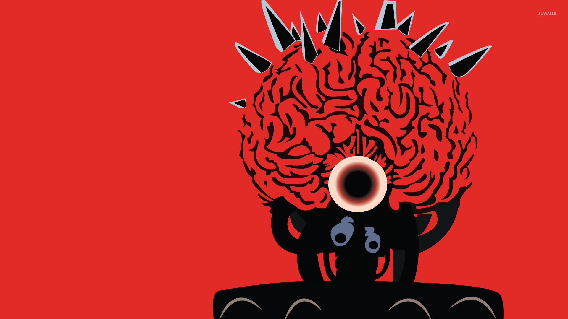 Mother Brain – Metroid Prime wallpaper jpg