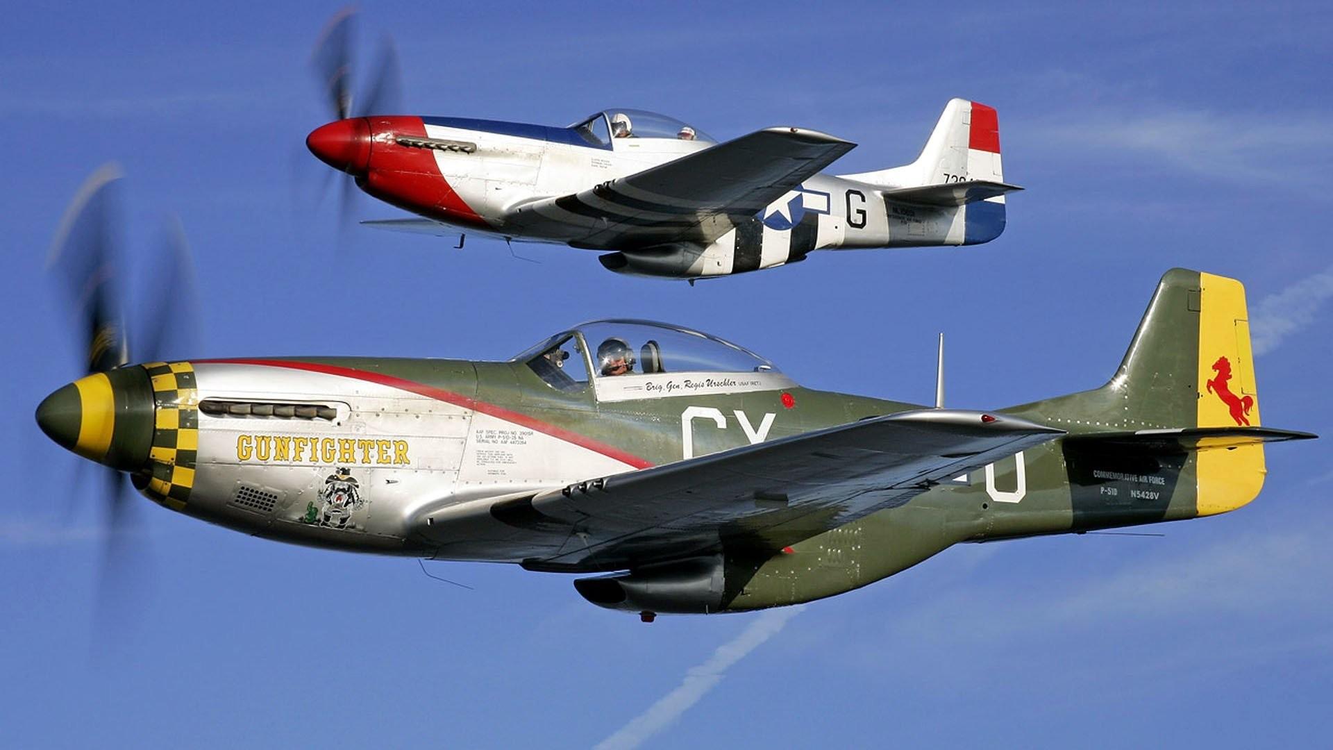 Aircraft military World War II Warbird fighters wallpaper      339515   WallpaperUP