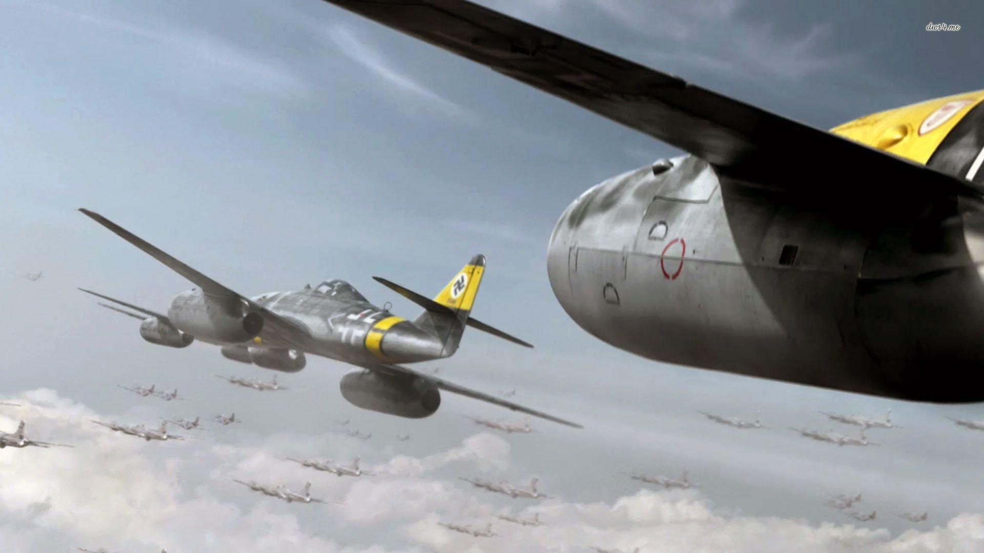 Messerschmitt Me 262 wallpaper – Aircraft wallpapers – #5642