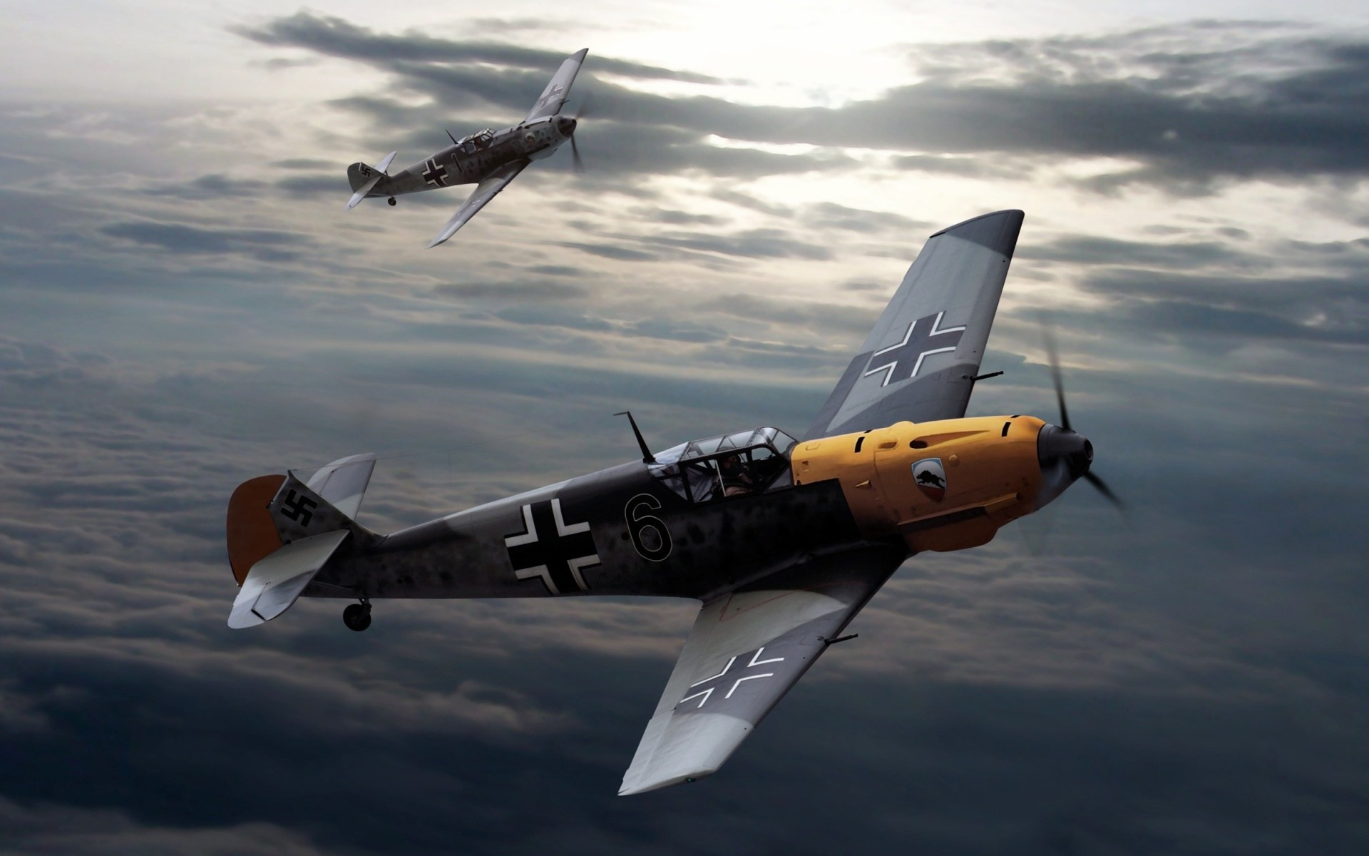 Wwii Fighter Planes Wallpapers 1920×1080 Wallpapersafari