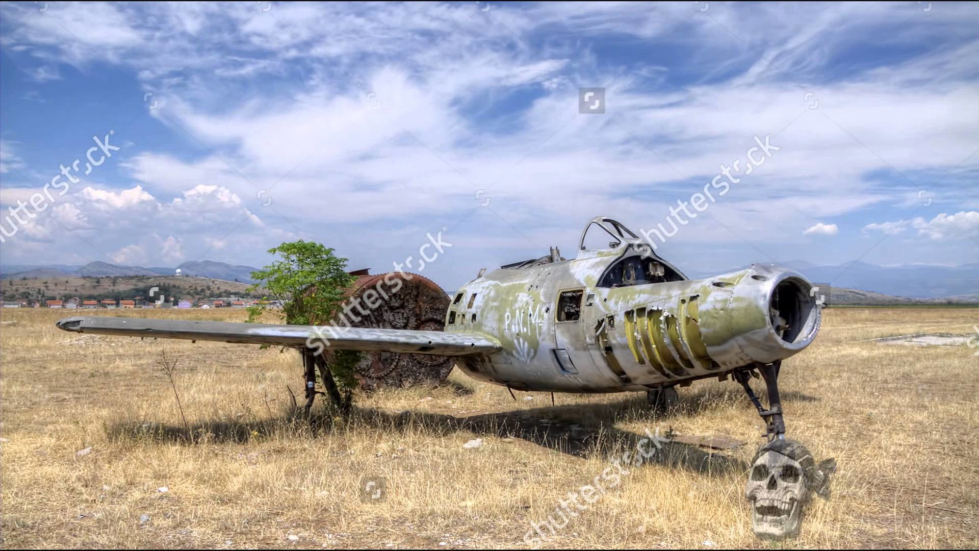 Abandoned planes 2016. Lost Aircraft. Many abandoned fighter planes WWII –  YouTube