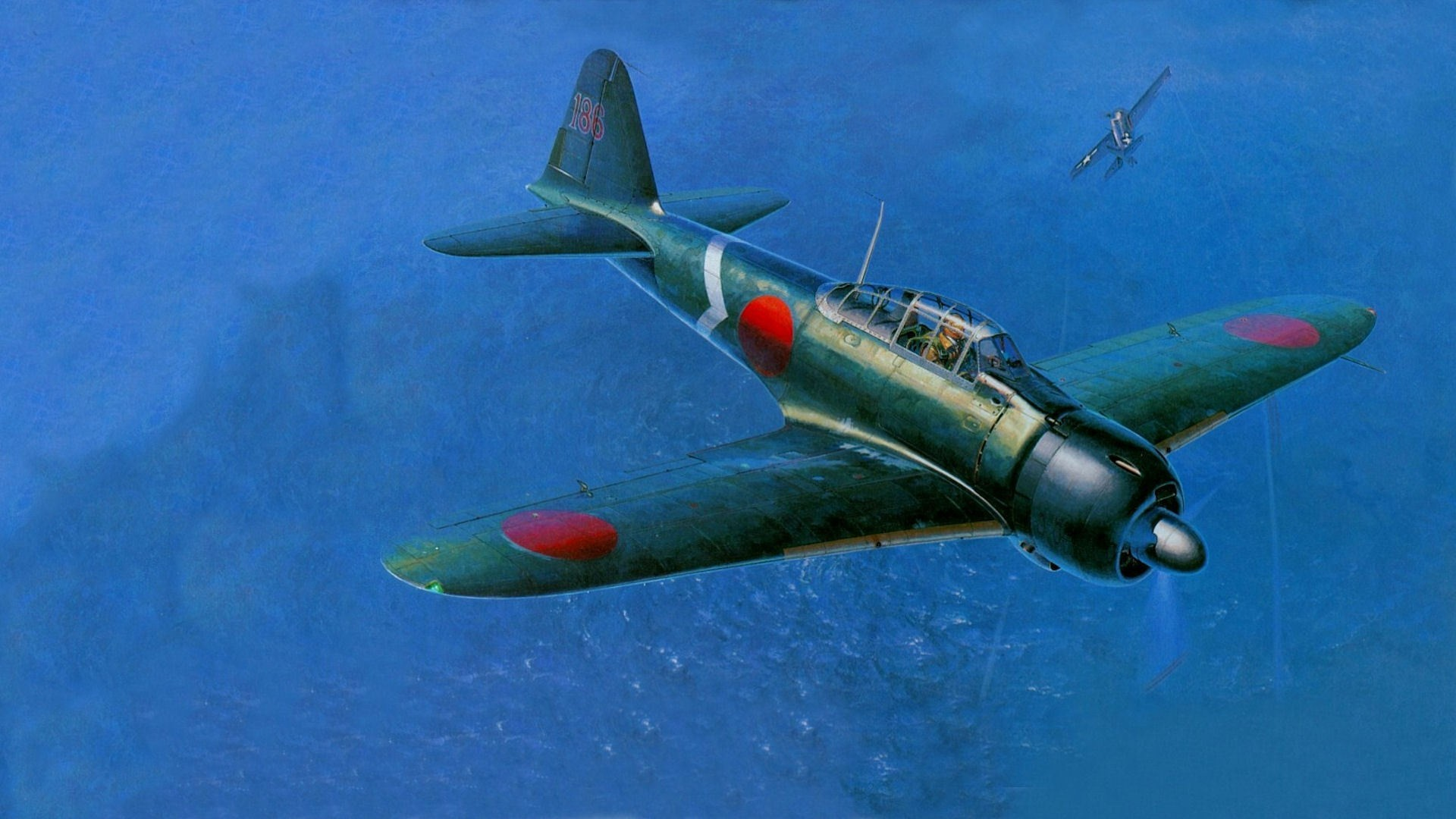 Japan, World War II, Zero, Mitsubishi, Airplane, Military, Military Aircraft,  Aircraft, Japanese Wallpapers HD / Desktop and Mobile Backgrounds
