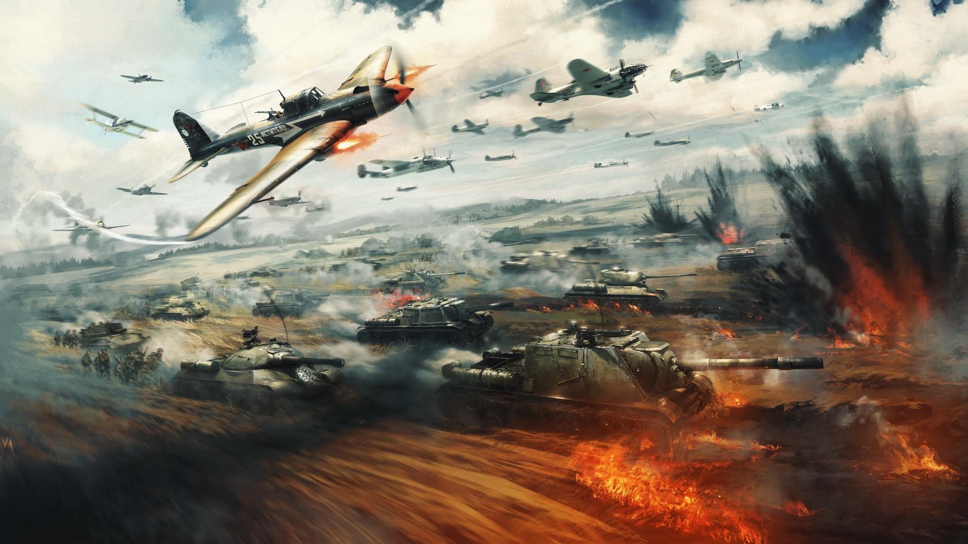 Games / War Thunder Wallpaper