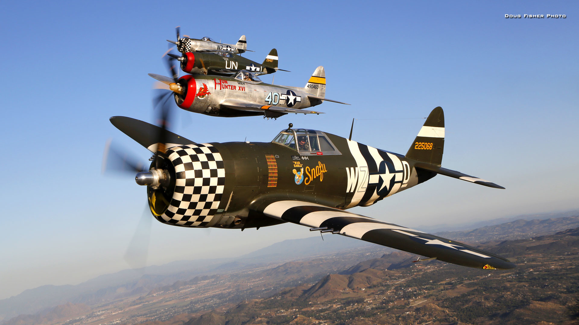 WWII Fighter Planes Wallpapers – WallpaperSafari