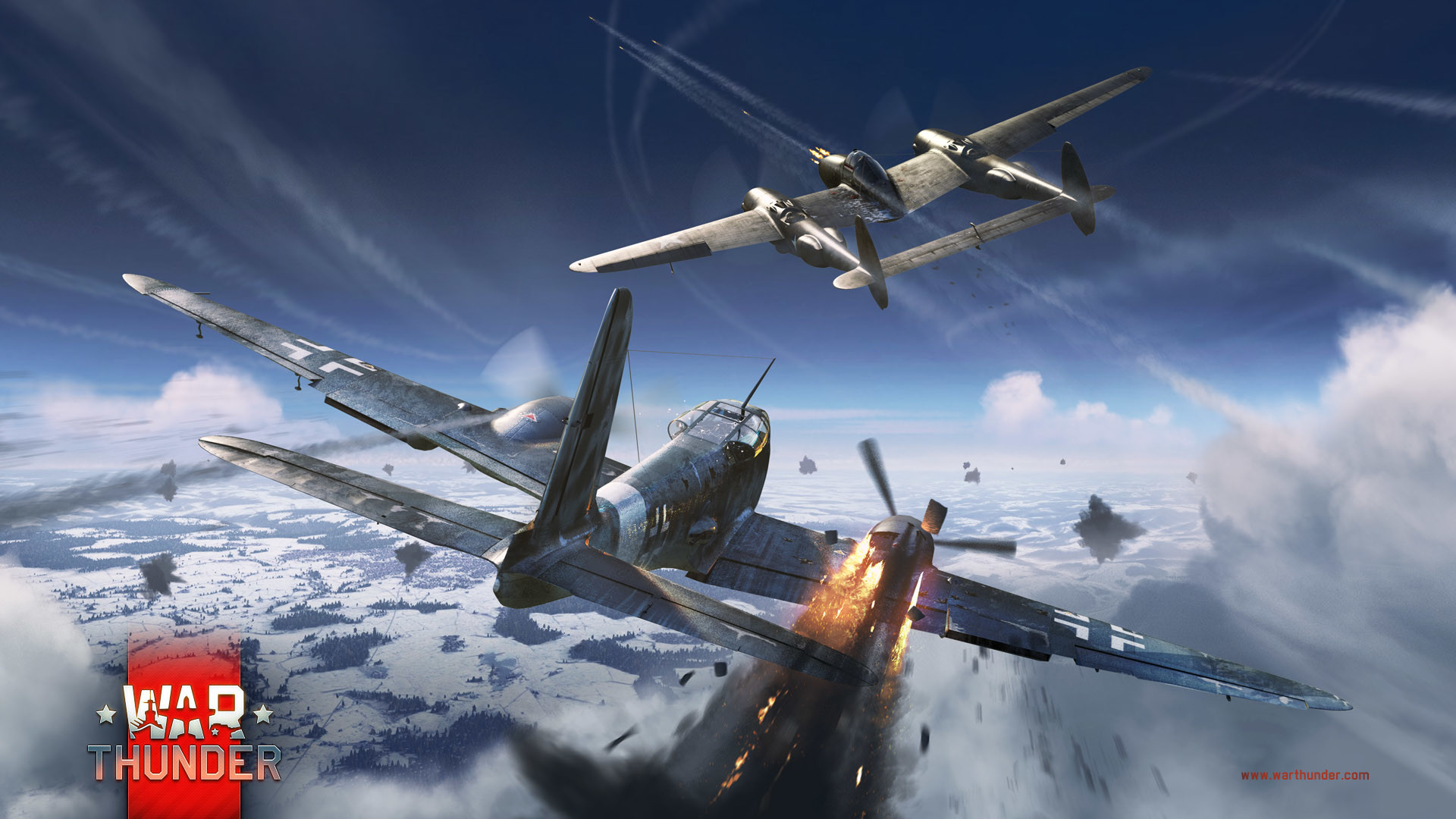 Me 410 heavy fighters (A-1 and B-1)