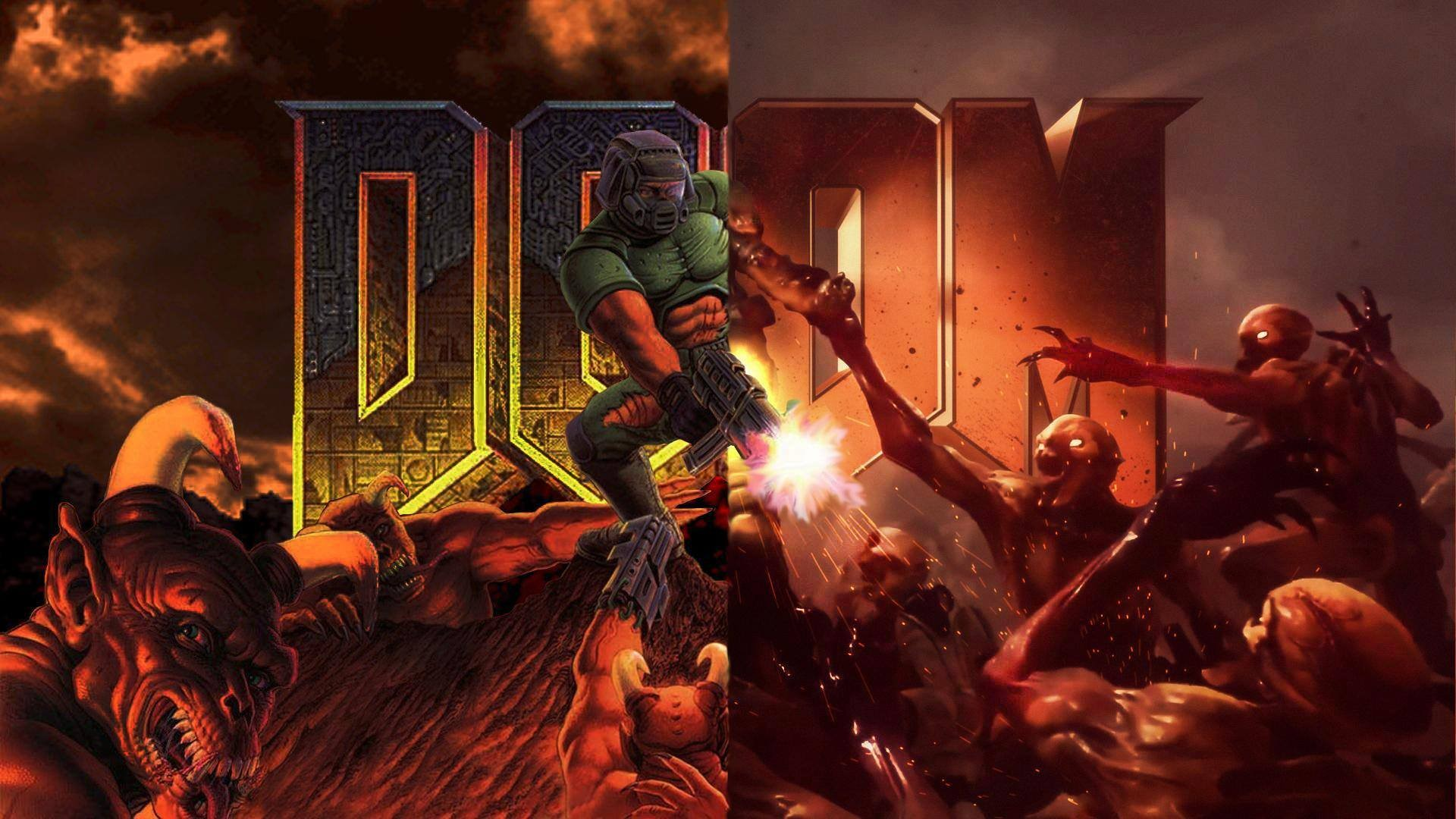 """saransh kataria on Twitter: """"DOOM 4 (2016) Game Review  https://t.co/gt0H0xLmeY #doom #doom4 #doom2016 https://t.co/dARP8oINDH"""""""