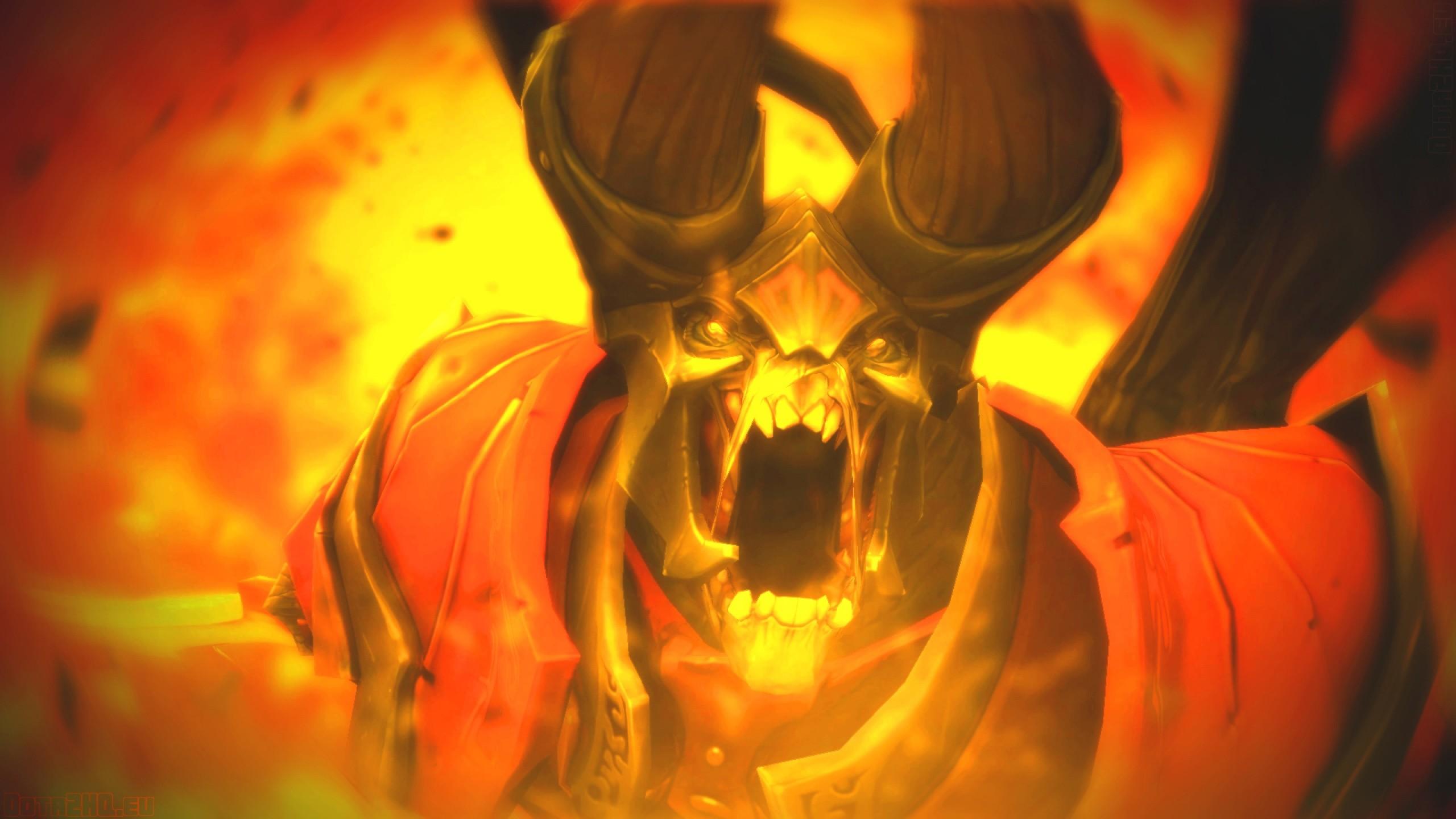 Fresh Wallpaper Roaring Doom Doom Dota 2 Art Mac