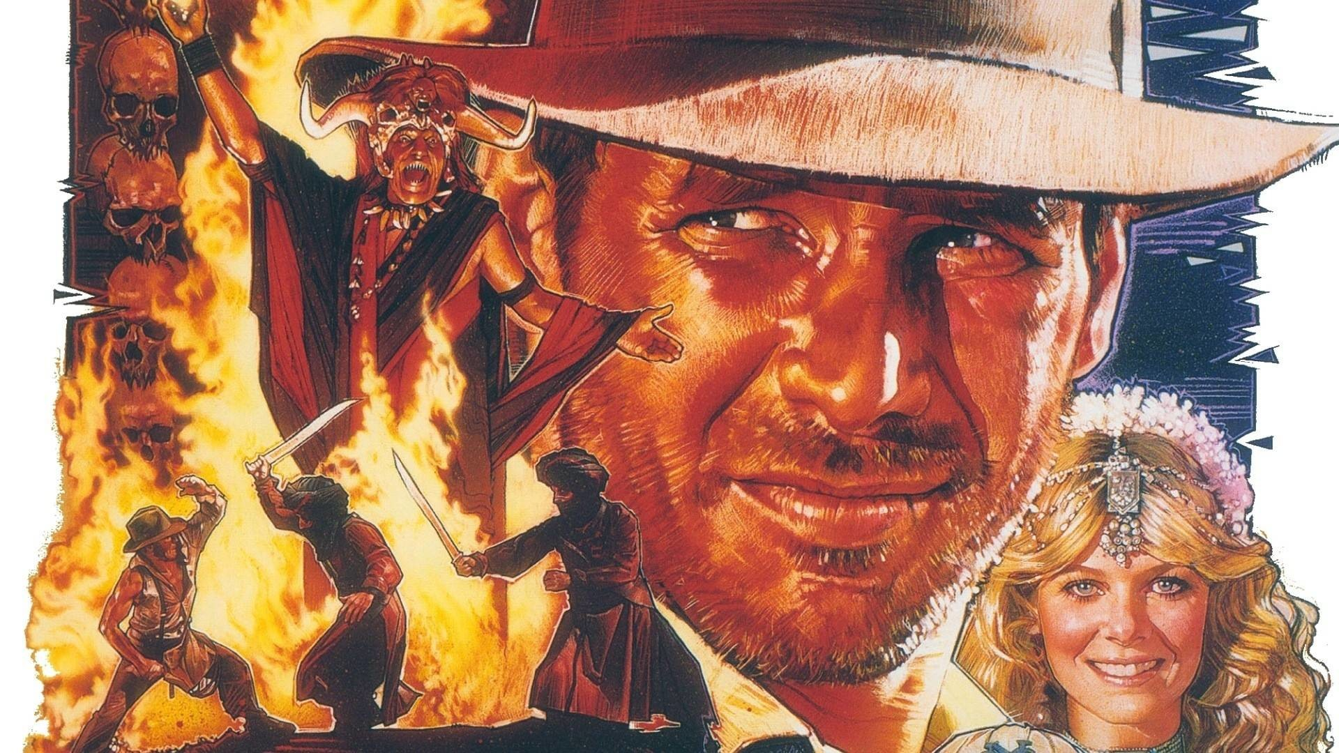 Shauncastic 251: Indiana Jones and the Temple of Doom Commentgeeking