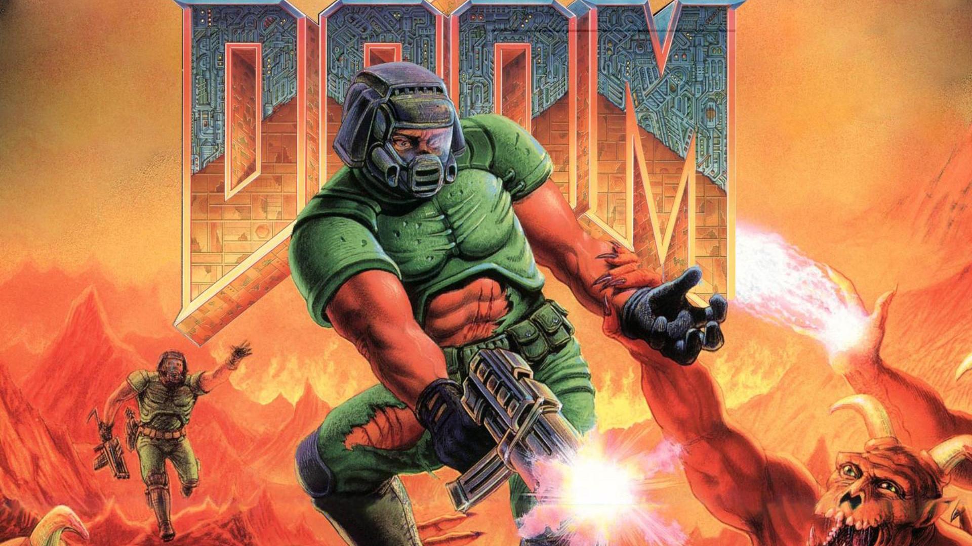 Doom 4K Wallpaper   Doom 1080p Wallpaper …