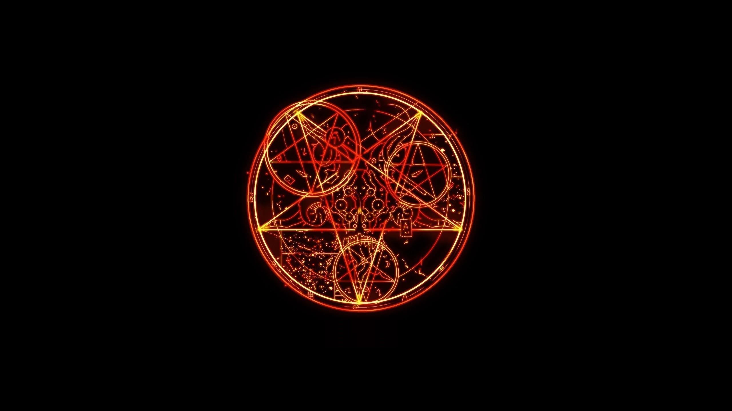 Doom (game), Pentagram, Demon Wallpapers HD / Desktop and Mobile Backgrounds
