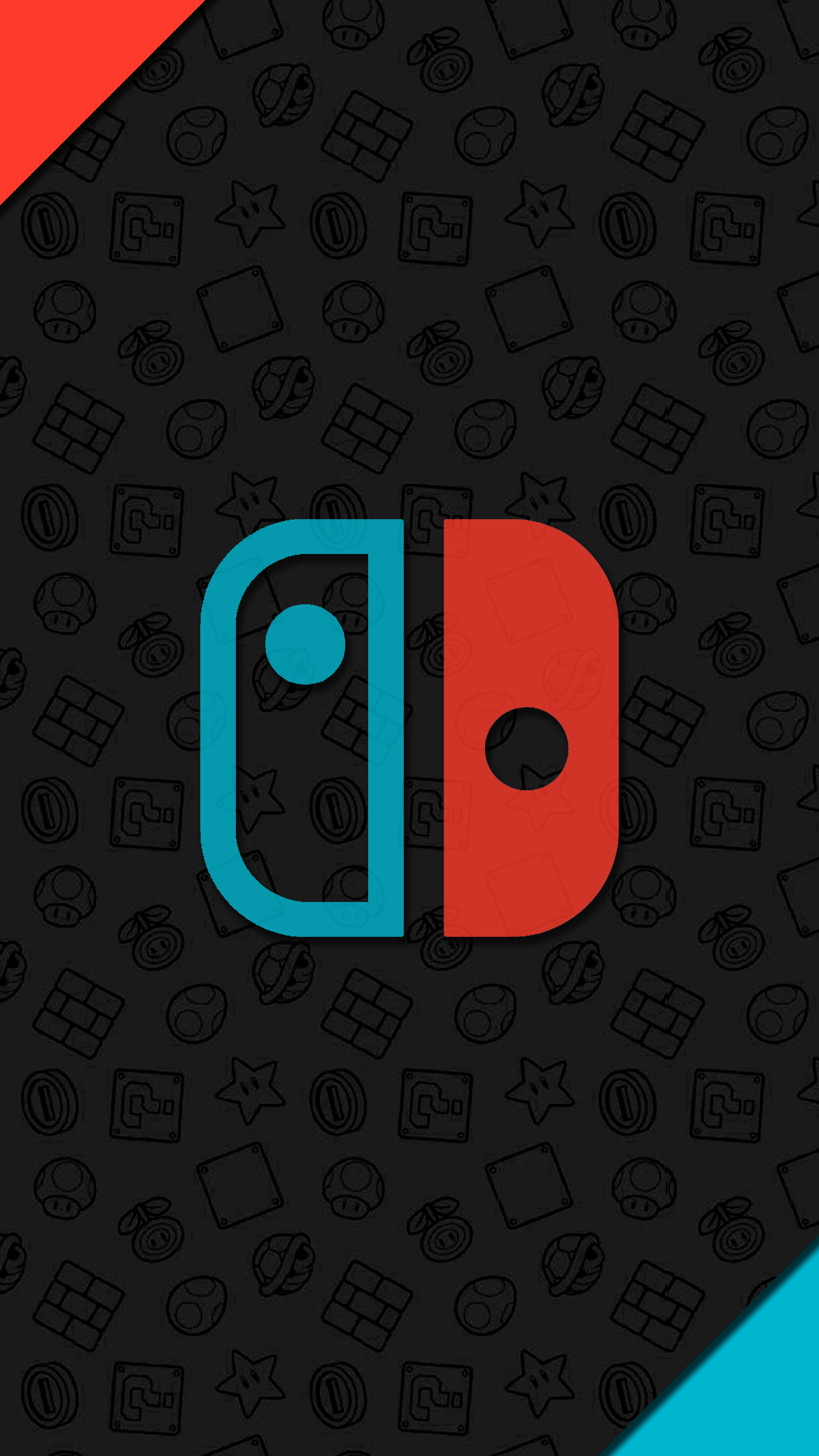 Nintendo Switch Wallpaper for your phone High rez