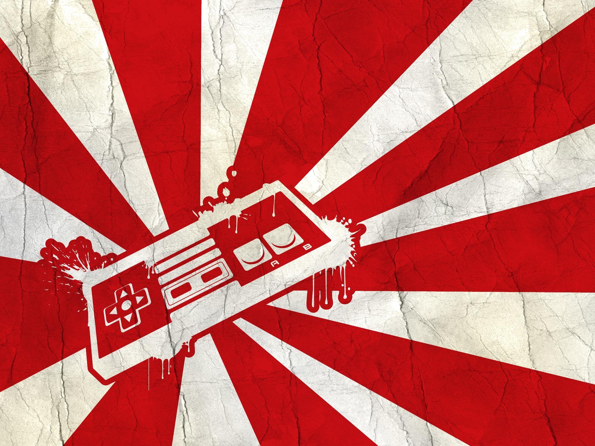 Video Game – Nintendo Entertainment System Bakgrund