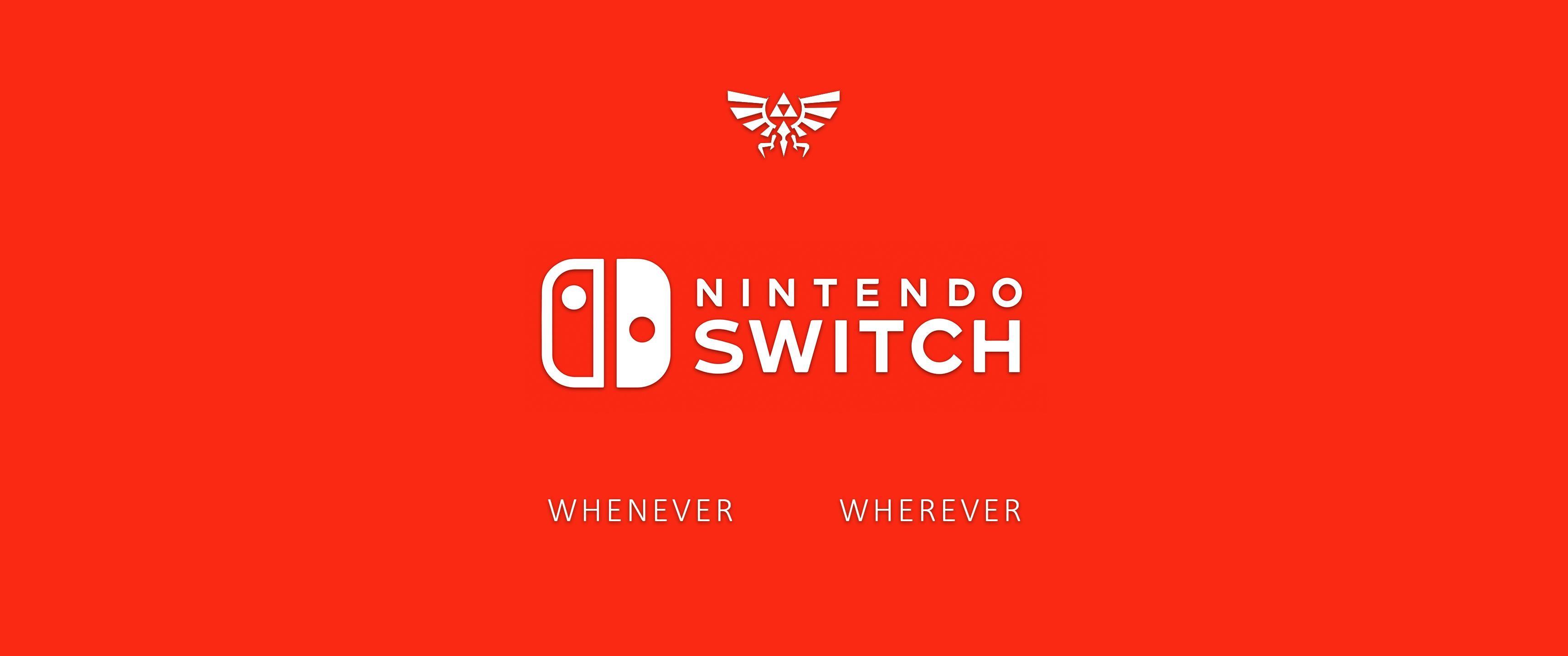 Fan ArtNintendo Switch and Zelda Ultrawide Wallpaper …