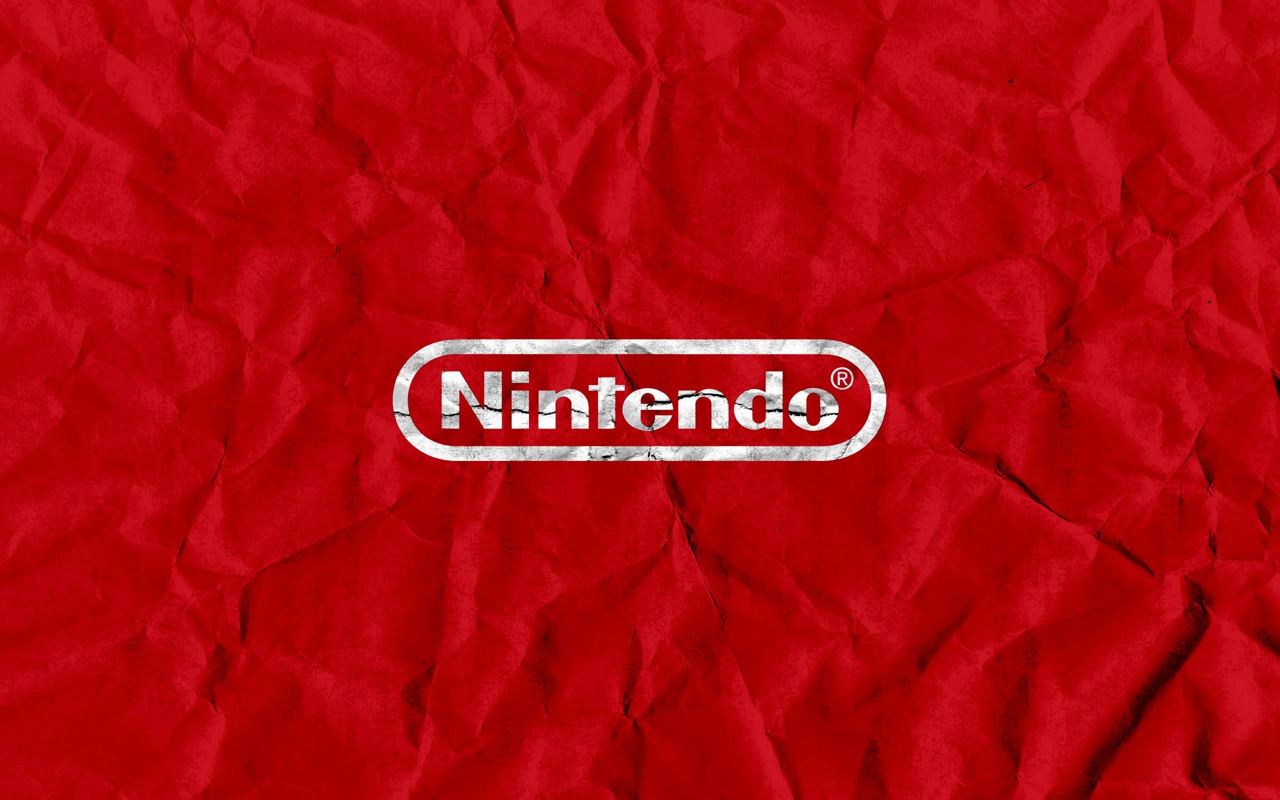 Nintendo Logo Wallpaper High Quality Resolution On Wallpaper Hd 2560 x 1600  px 1.2 MB 1920×1080