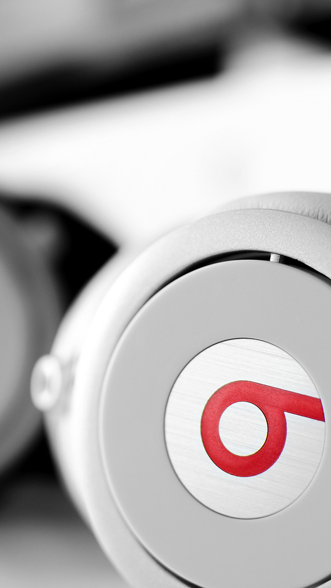 White Beats Headphones iPhone 6 Plus HD Wallpaper – Top 10 Brands iPhone  Wallpapers