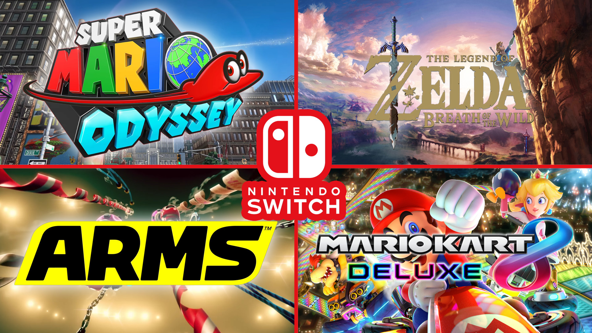 WallpaperI made a wallpaper for some Nintendo Switch games I'm excited for.