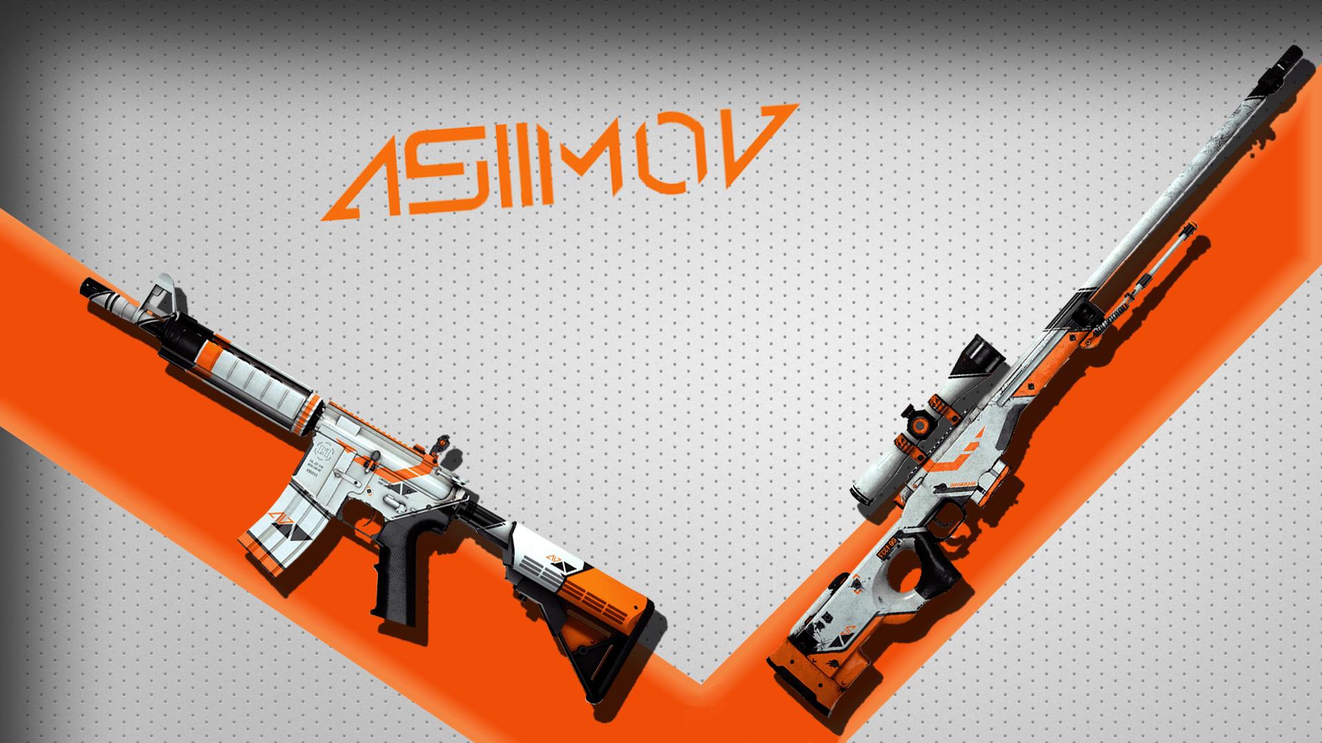 asiimov wallpaper 8