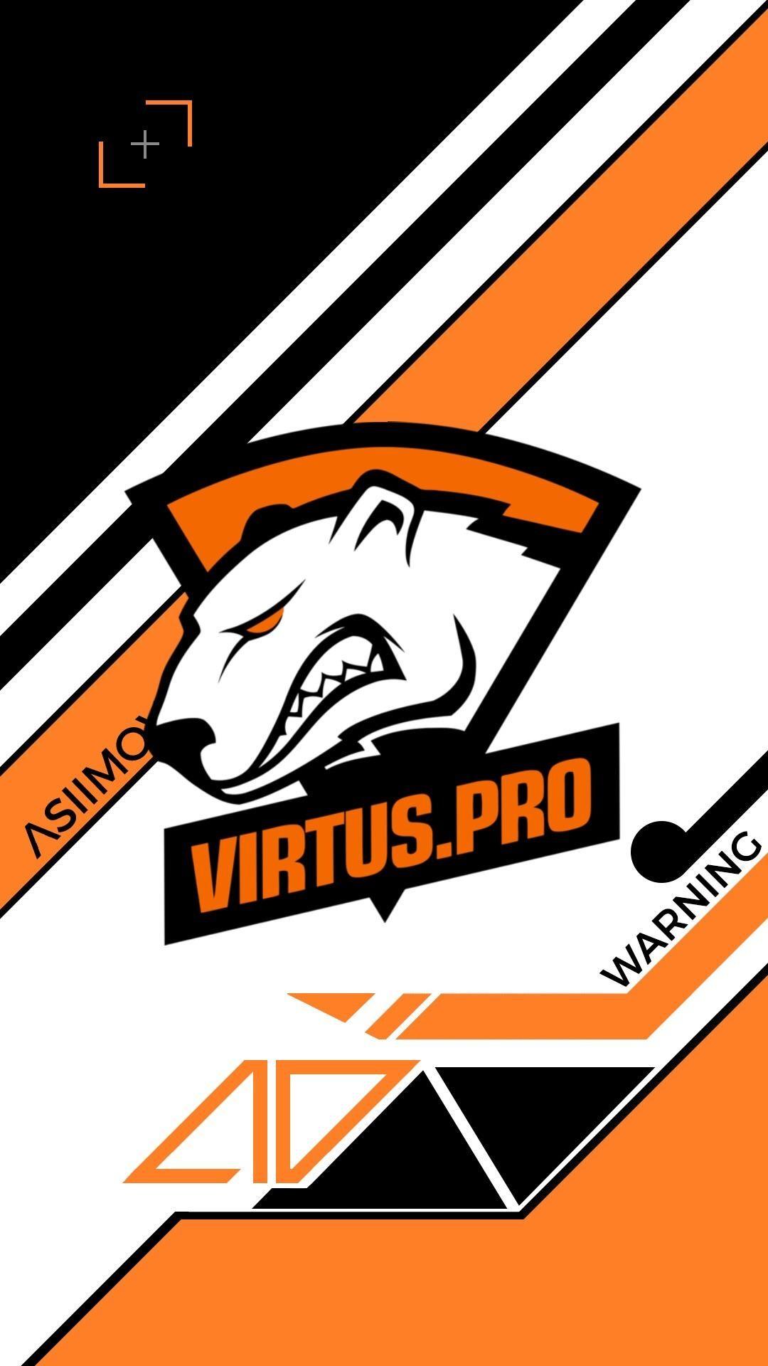 So I made this asiimov/Virtus.Pro Iphone background