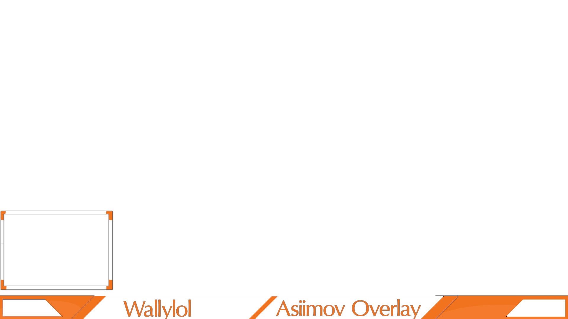 … Twitch CSGO Asiimov Overlay #Template2k15 by wallylol