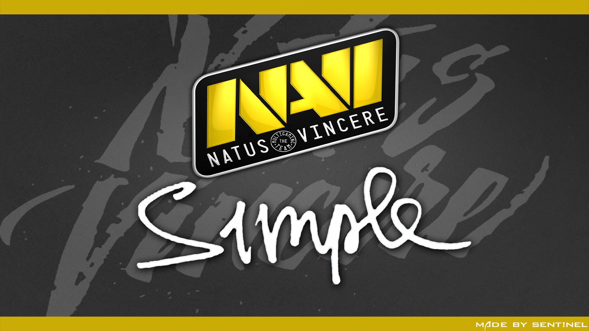 Na'Vi s1mple Wallpaper – CS:GO Wallpapers