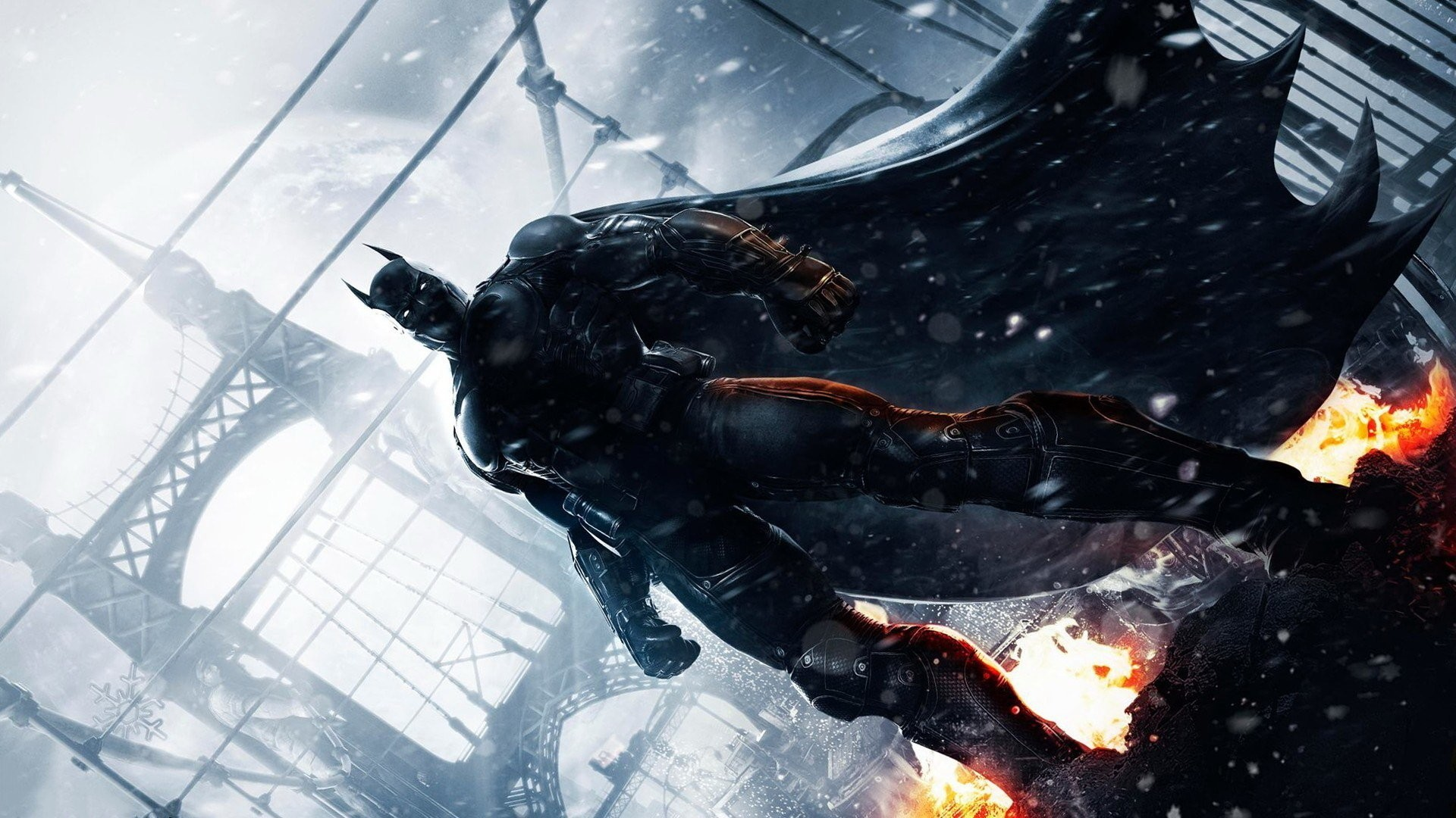 Batman Batman: Arkham Origins · HD Wallpaper   Background ID:529272