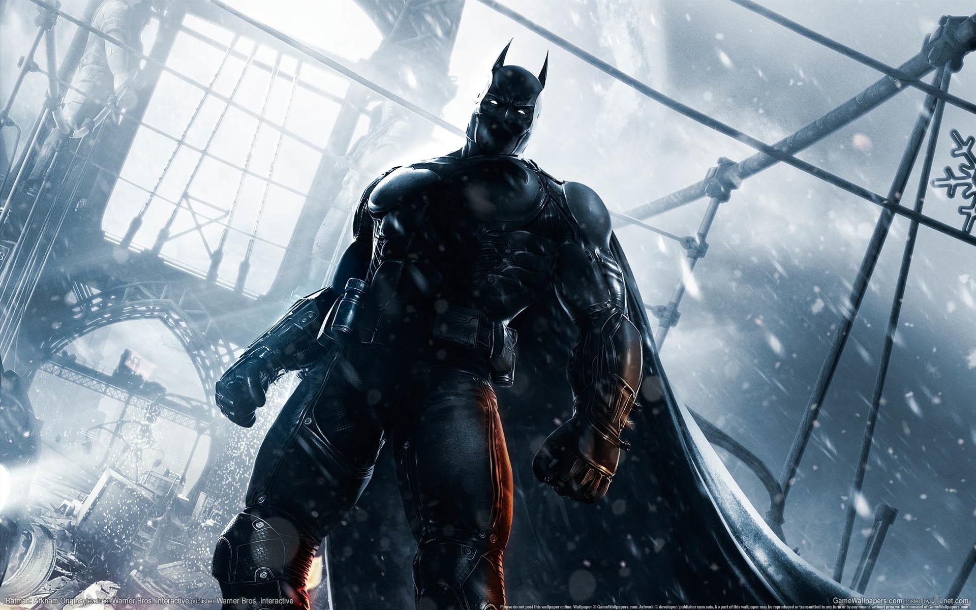 Batman: Arkham Origins HD wallpaper 1 /2