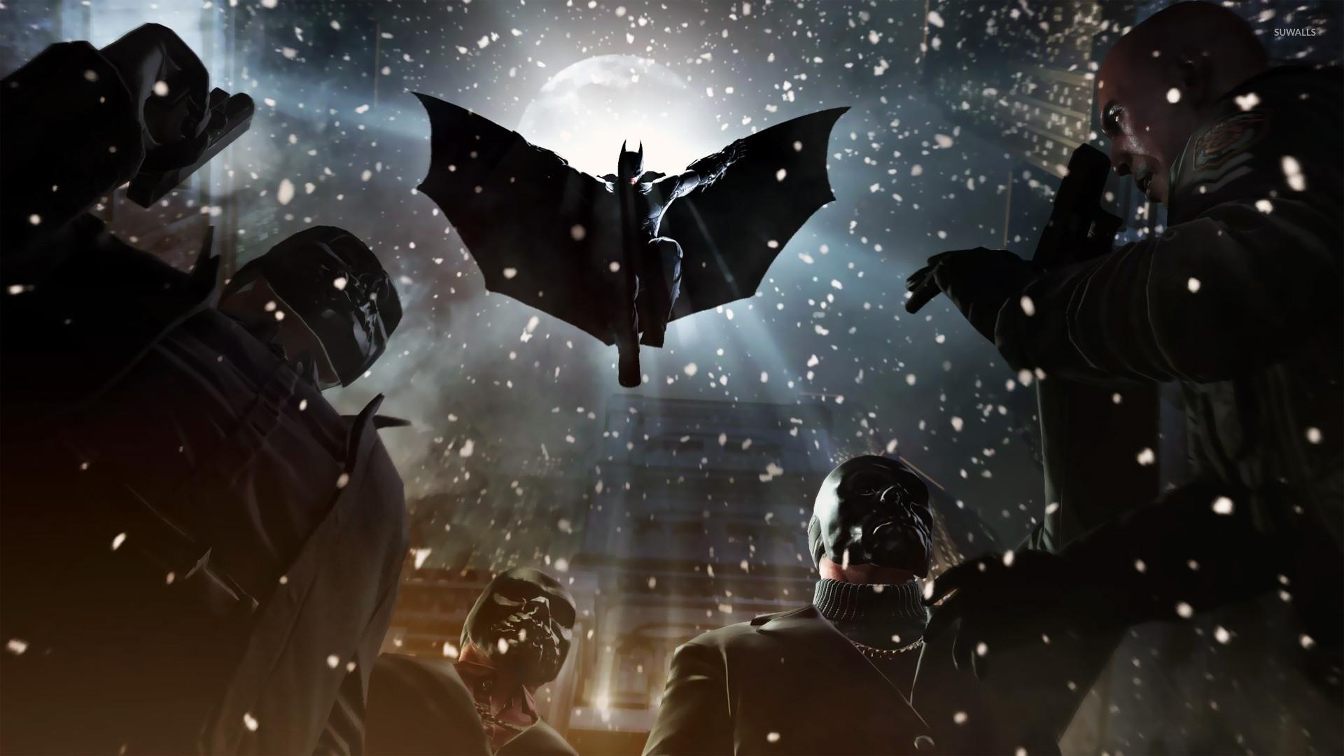 Batman: Arkham Origins wallpaper – Game wallpapers – #21646