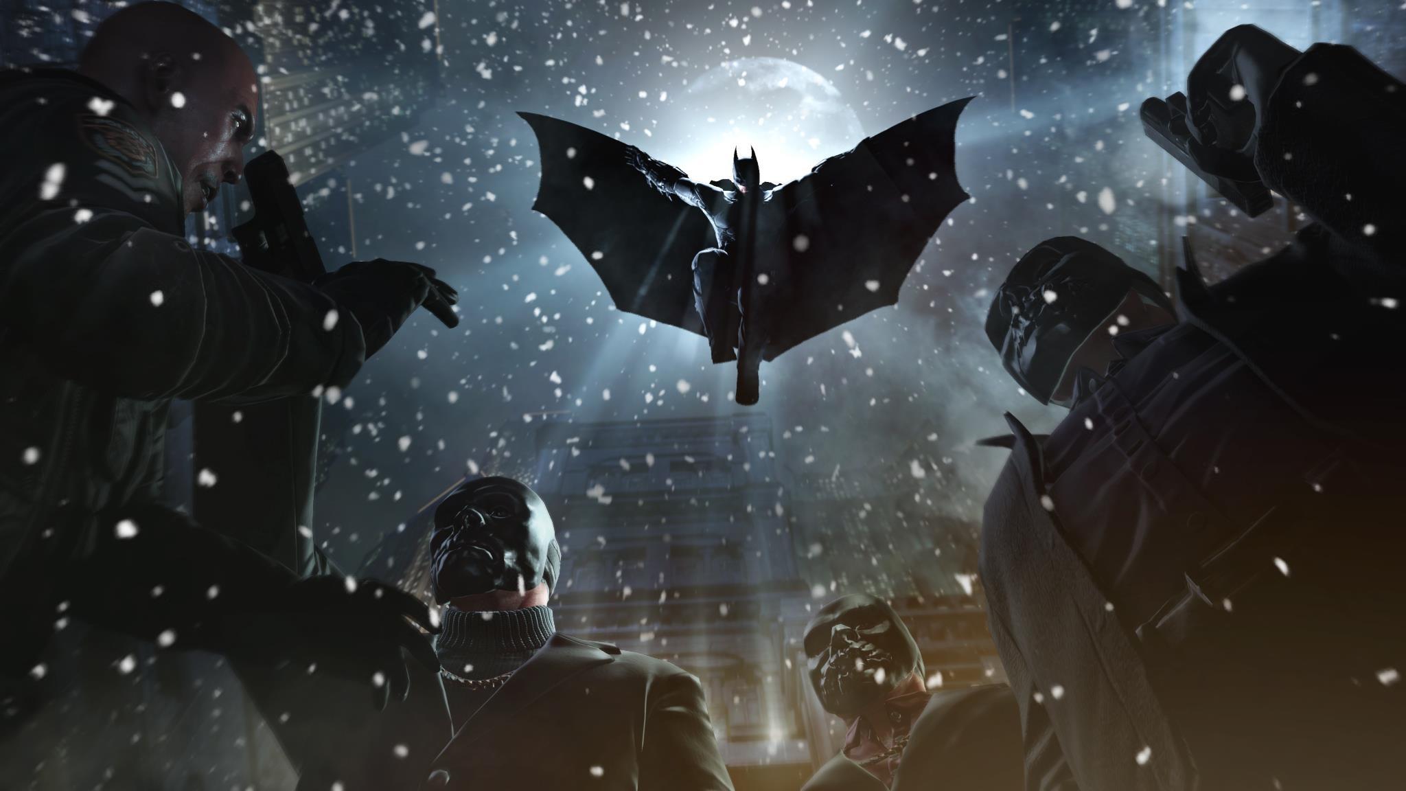 Batman Arkham Origins Wallpaper HD 04485