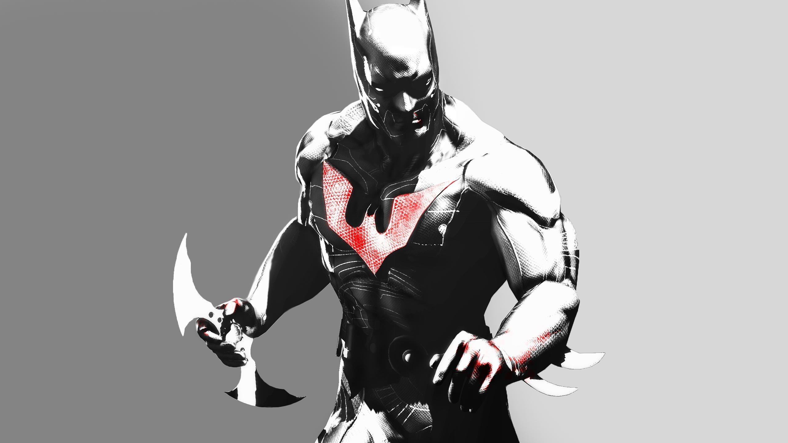 Batman Arkham Origins Skins Batman Beyond