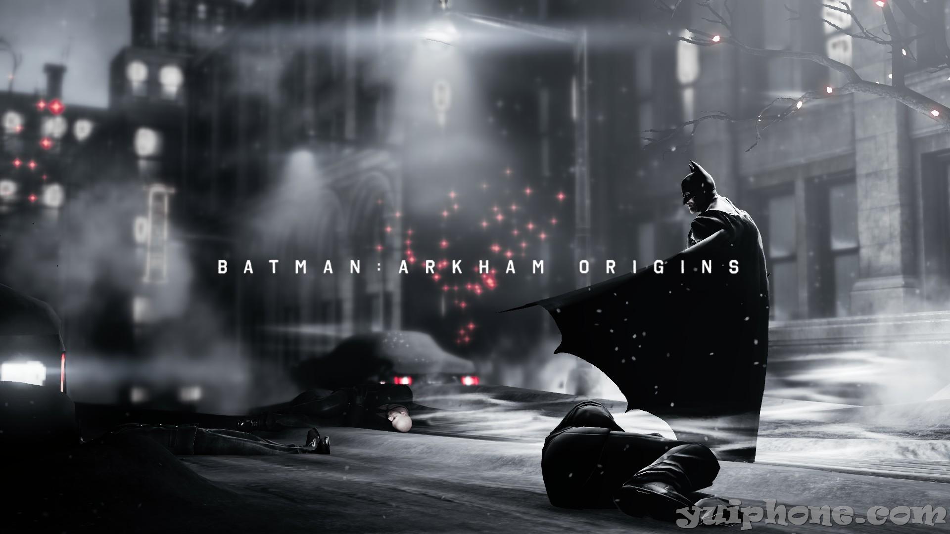 Batman Arkham Origins Wallpaper (33 Wallpapers)