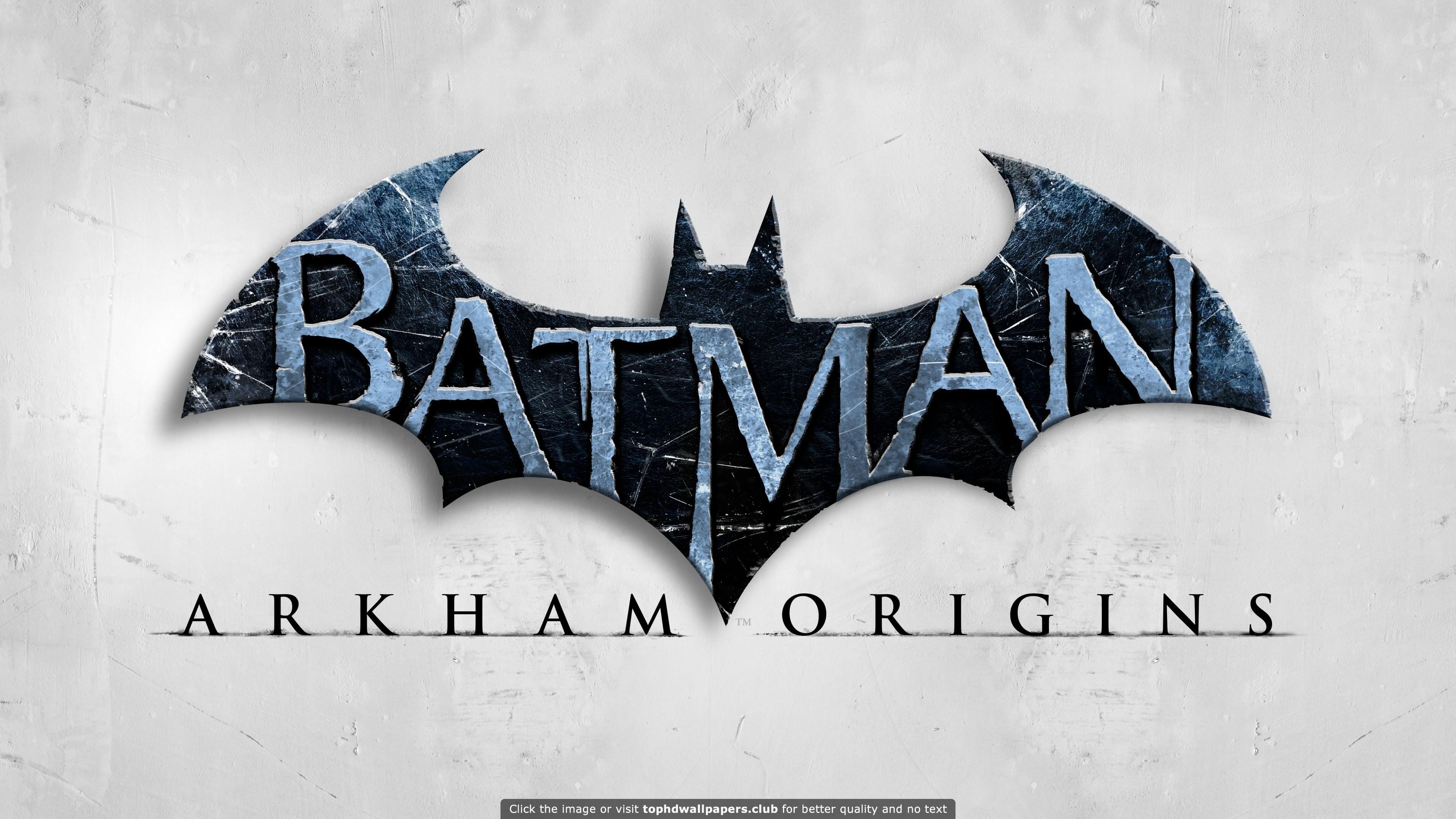 Batman Arkham Origins HD wallpaper for your PC, Mac or Mobile device