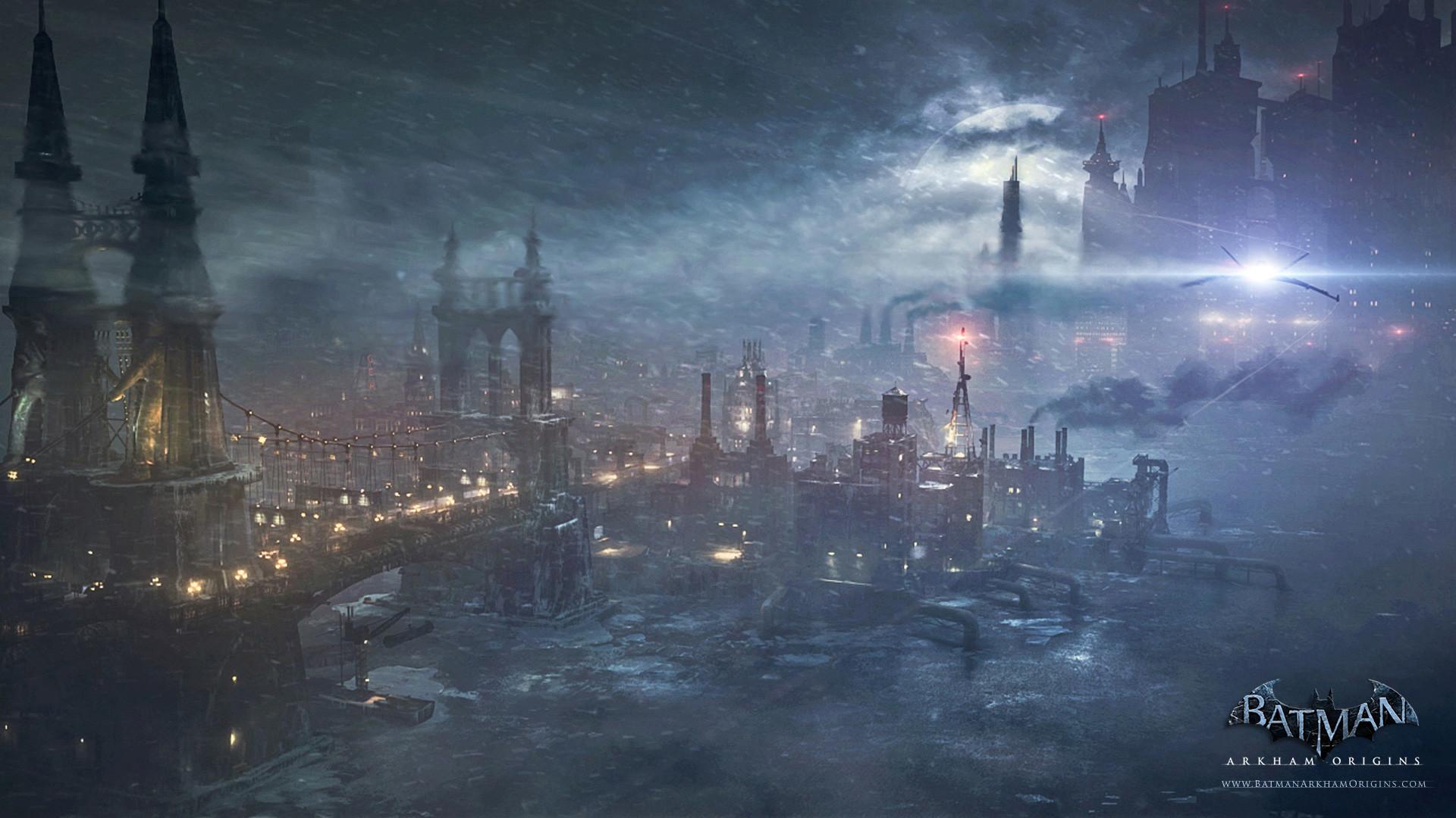 Video Game – Batman: Arkham Origins Wallpaper