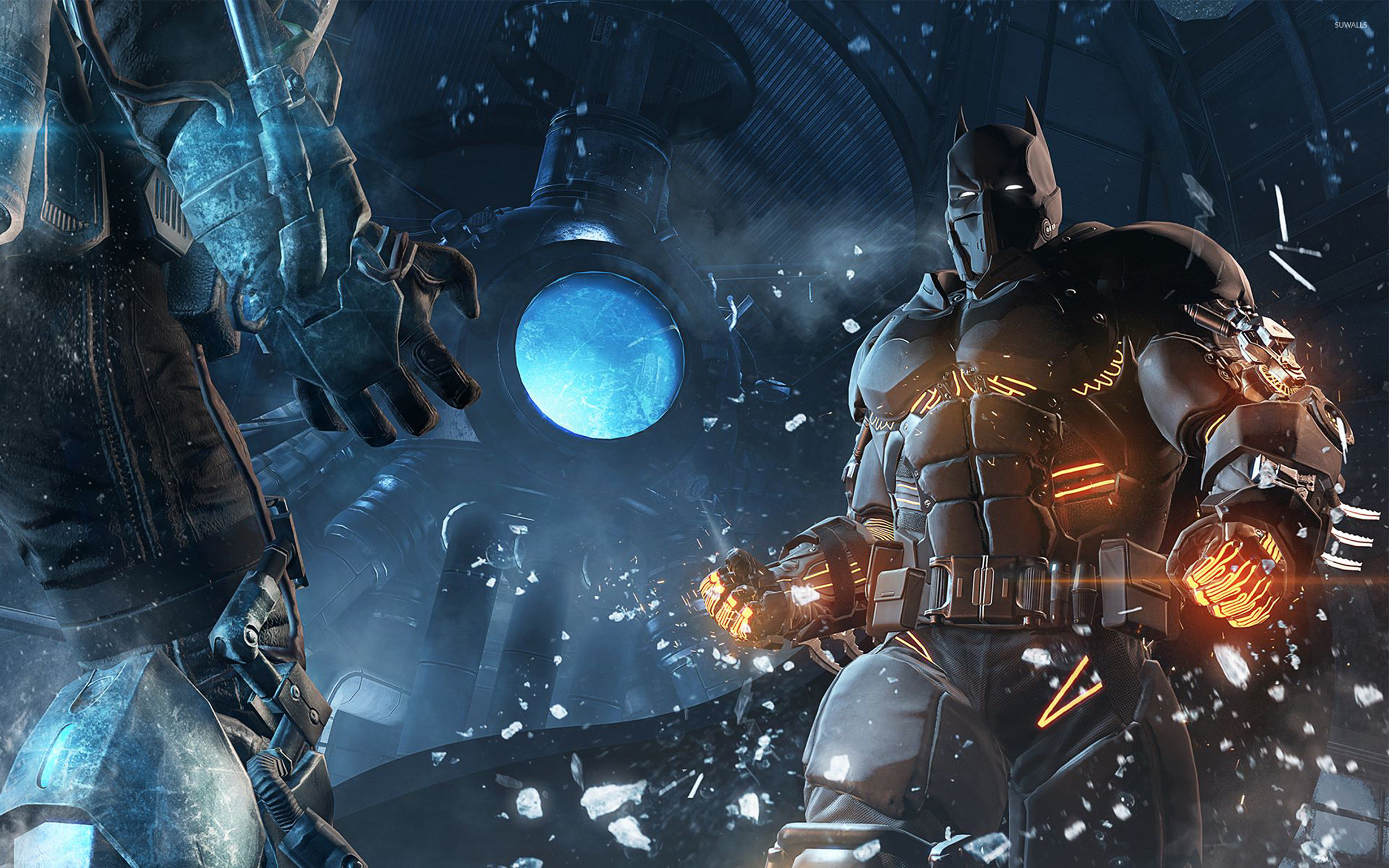 Batman: Arkham Origins [12] wallpaper