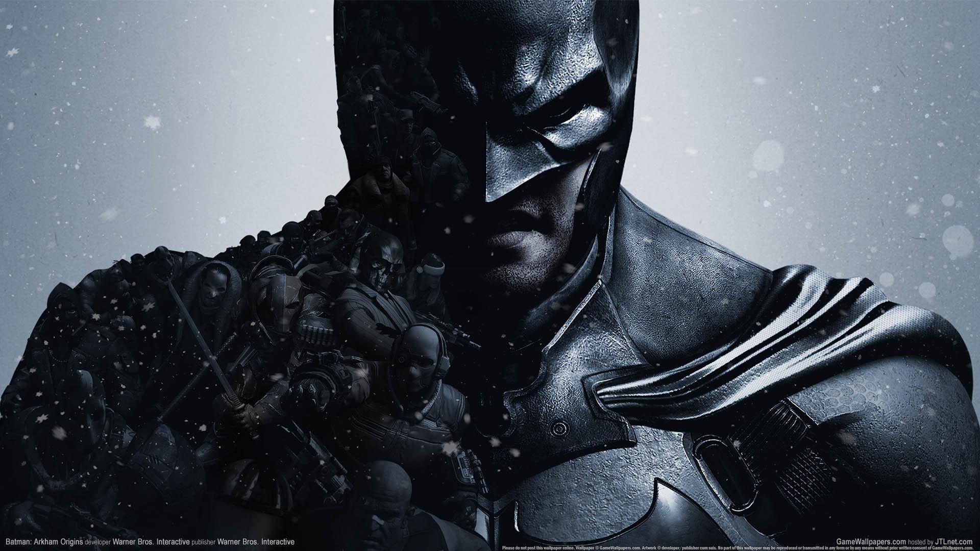 … Batman: Arkham Origins wallpaper or background 02