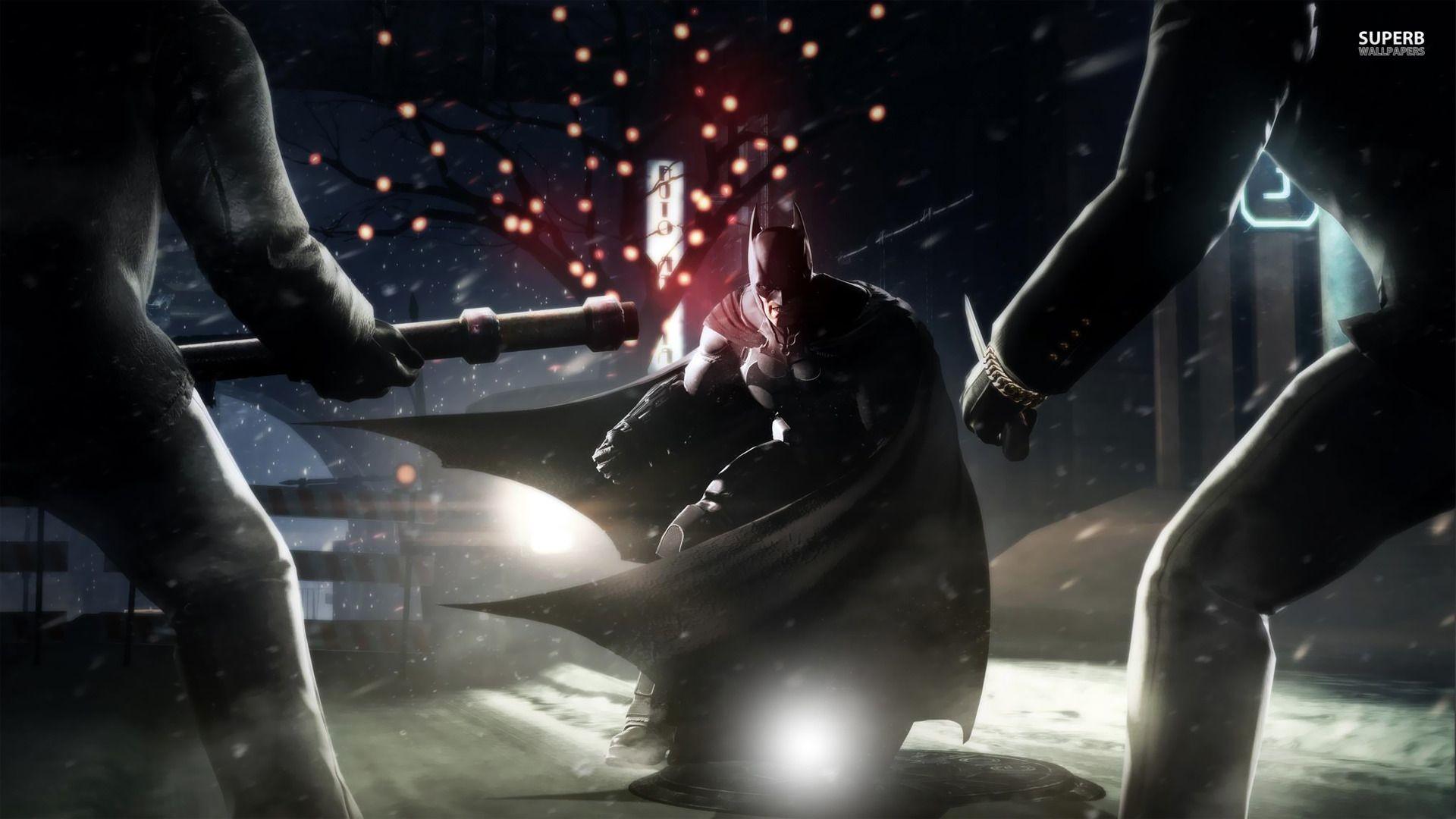 Batman: Arkham Origins wallpaper – Game wallpapers – #21228