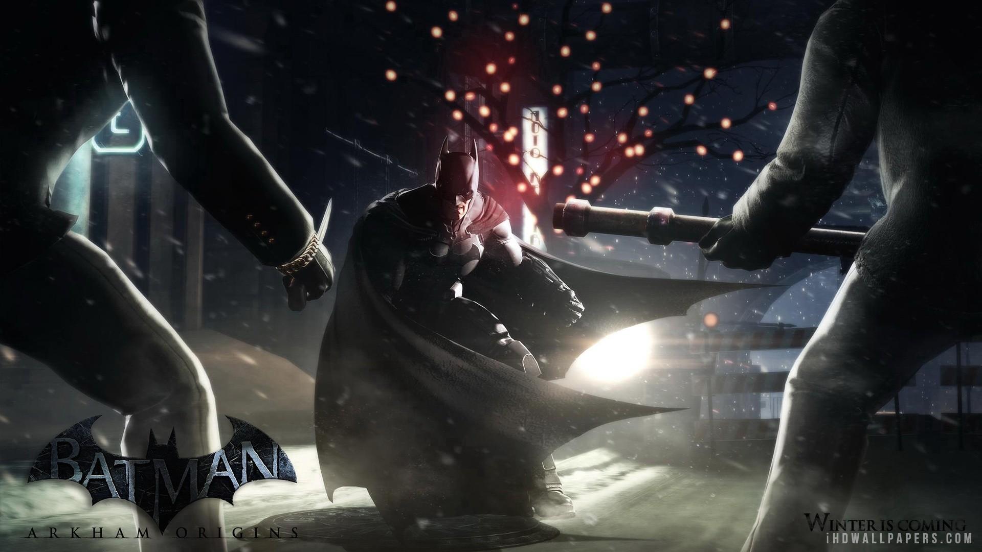 Batman Arkham Origins Video Game Wallpapers HD Wallpapers