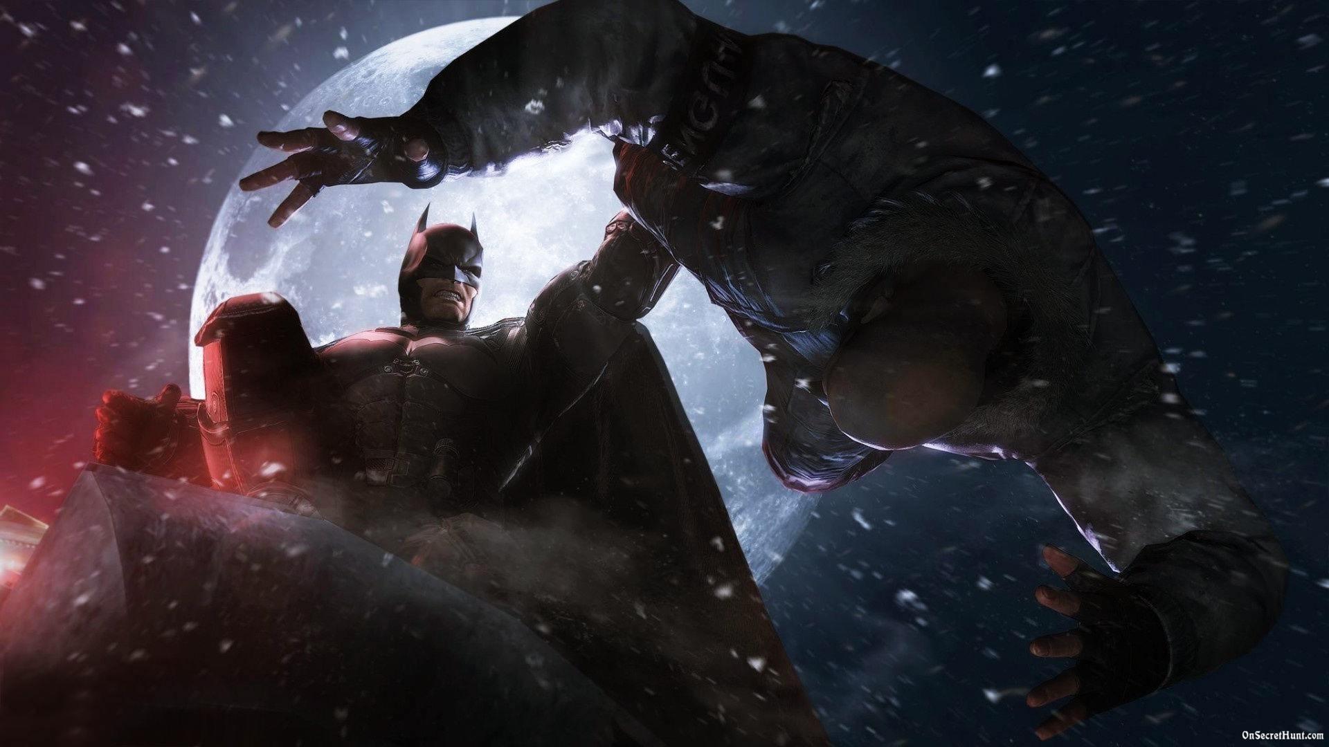 Batman 2013 Arkham Origins Game HD Wallpaper   Game HD Wallpaper