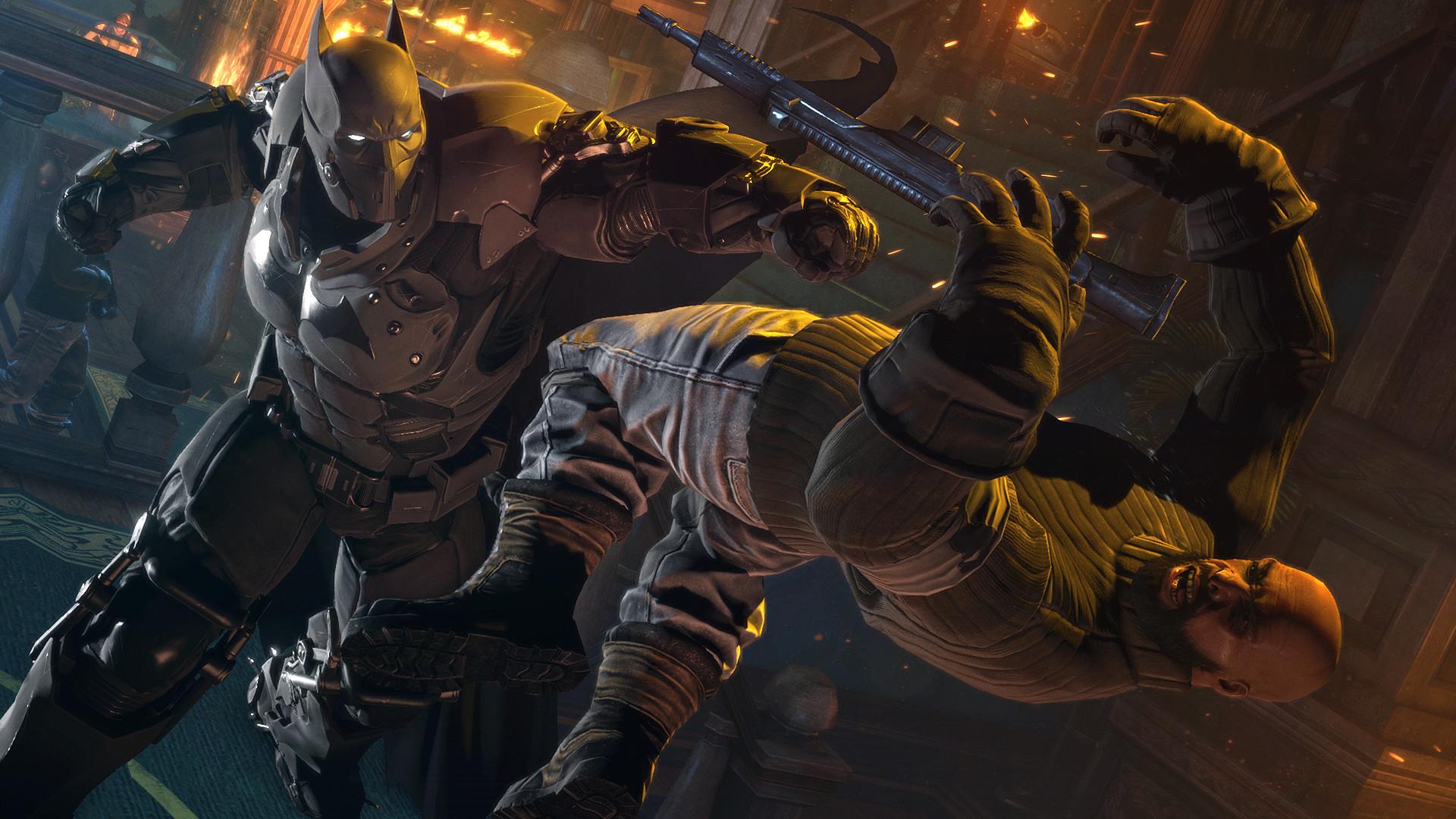 Batman Arkham Origins – GameRaven. Images
