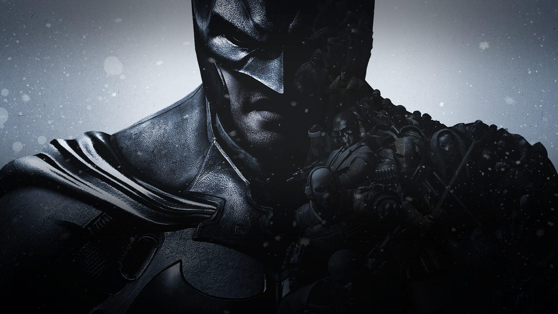 Batman: Arkham Origins HD Wallpaper 1920×1080