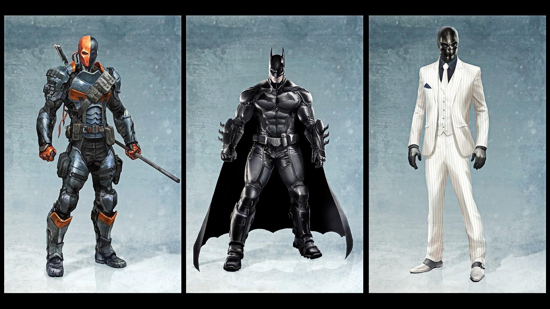 Batman – Arkham Origins HD Wallpaper 1920×1080