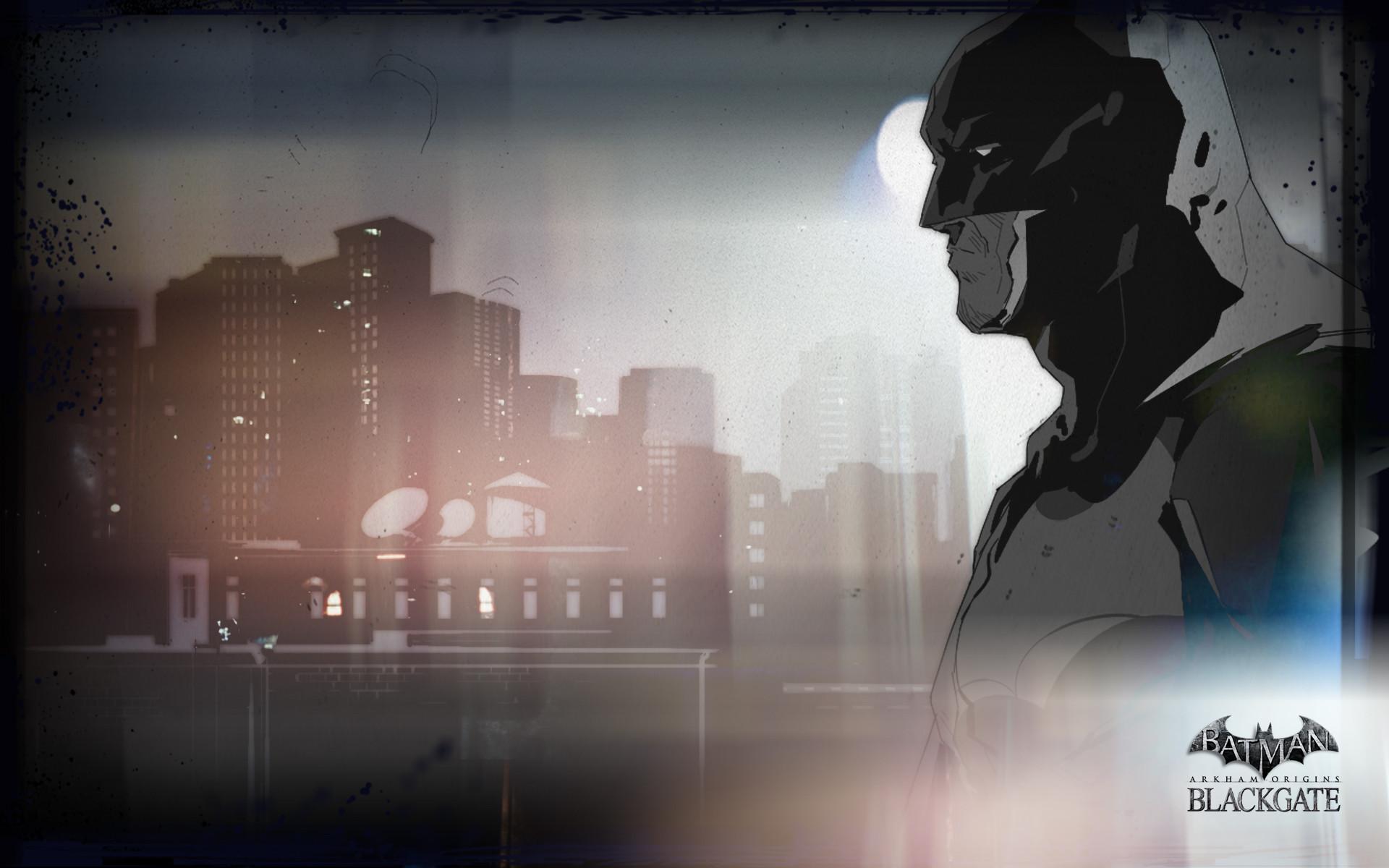 Armature Studios Releases Slick New Batman: Arkham Origins – Blackgate  Wallpaper