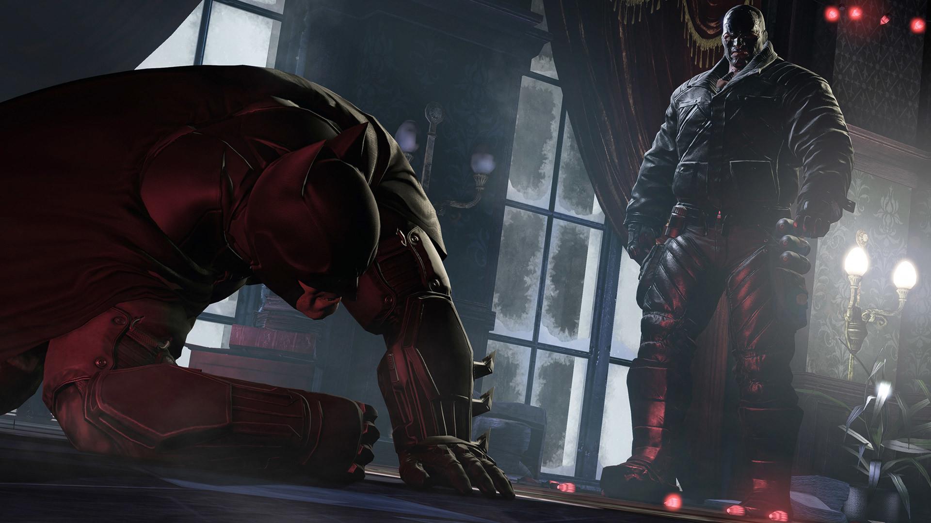 You are downloading Batman Arkham Origins wallpaper 14. download wallpaper