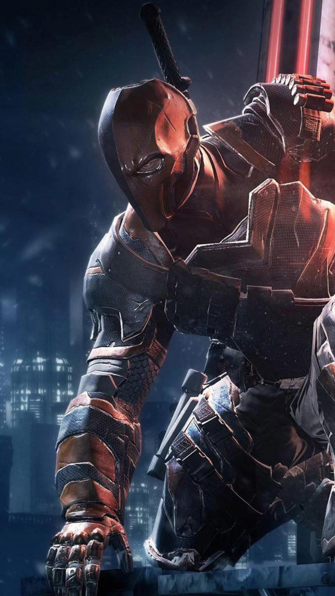 Batman <b>Arkham Origins Wallpaper HD</b> – WallpaperSafari