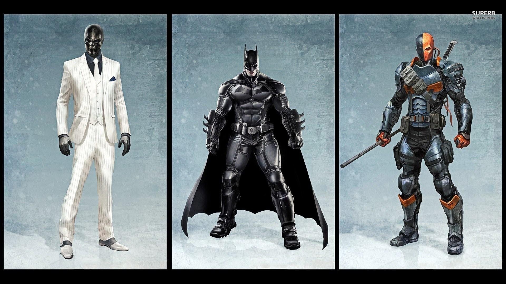 Black Mask Batman And Deathstroke – Arkham Origins 526692